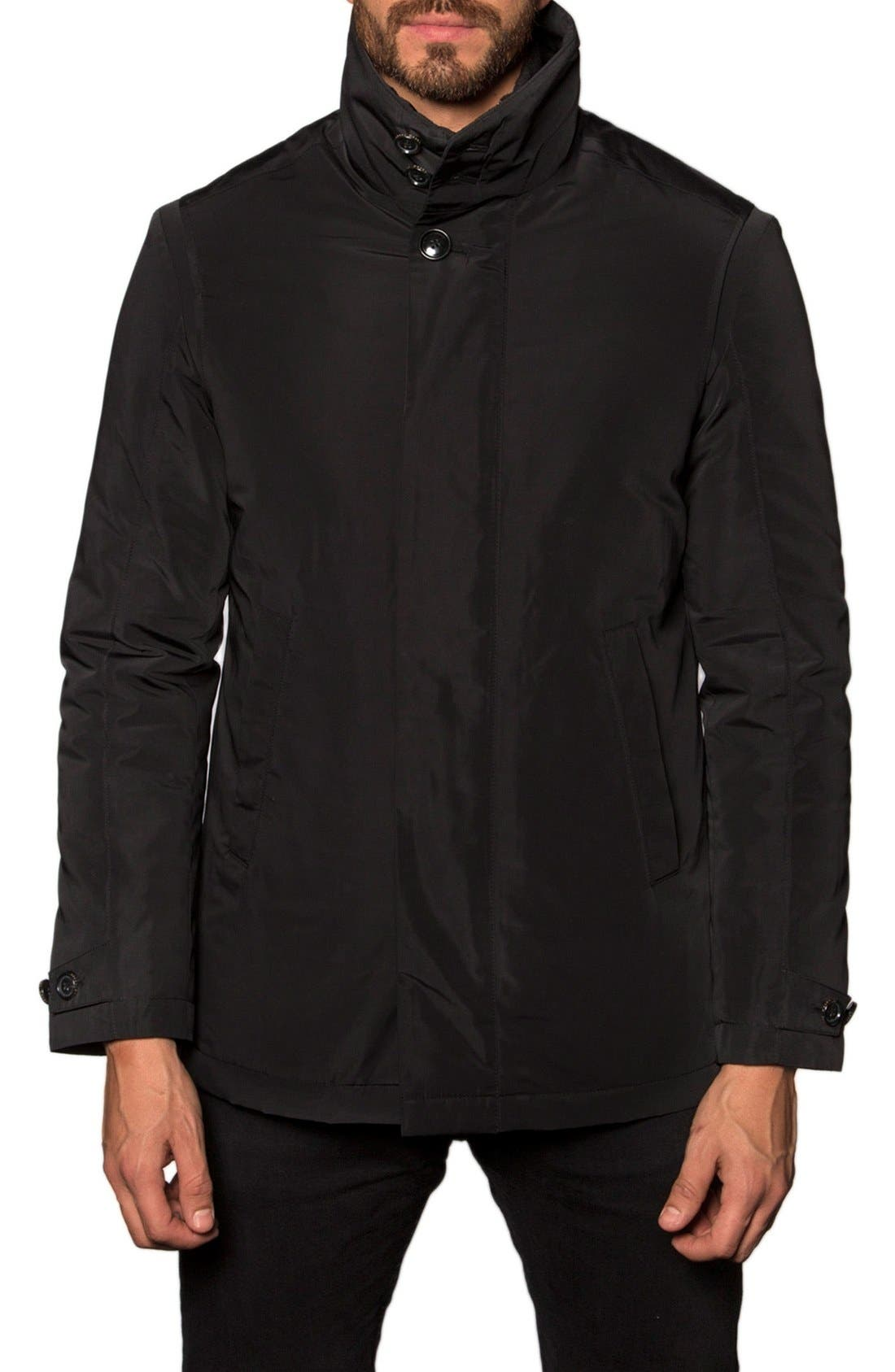 Rome Insulated Jacket,                         Main,                         color, Black