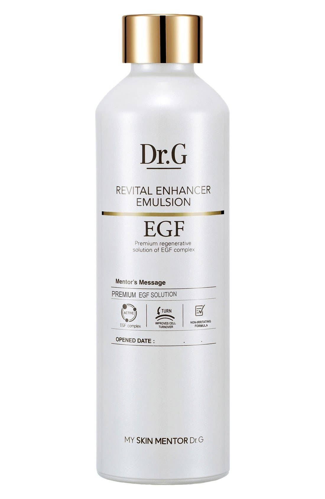 My Skin Mentor Dr. G Beauty Revital Enhancer Emulsion