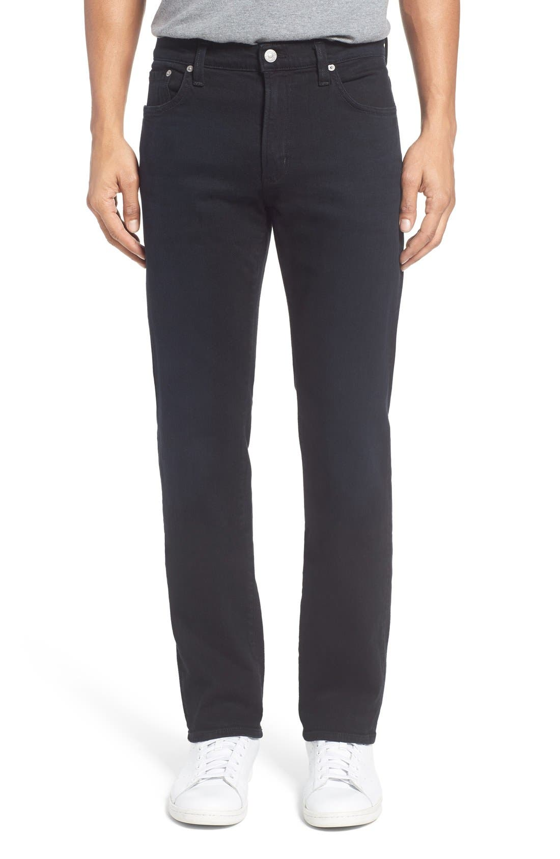 Main Image - Citizens of Humanity Gage Slim Straight Leg Jeans (Harrison)