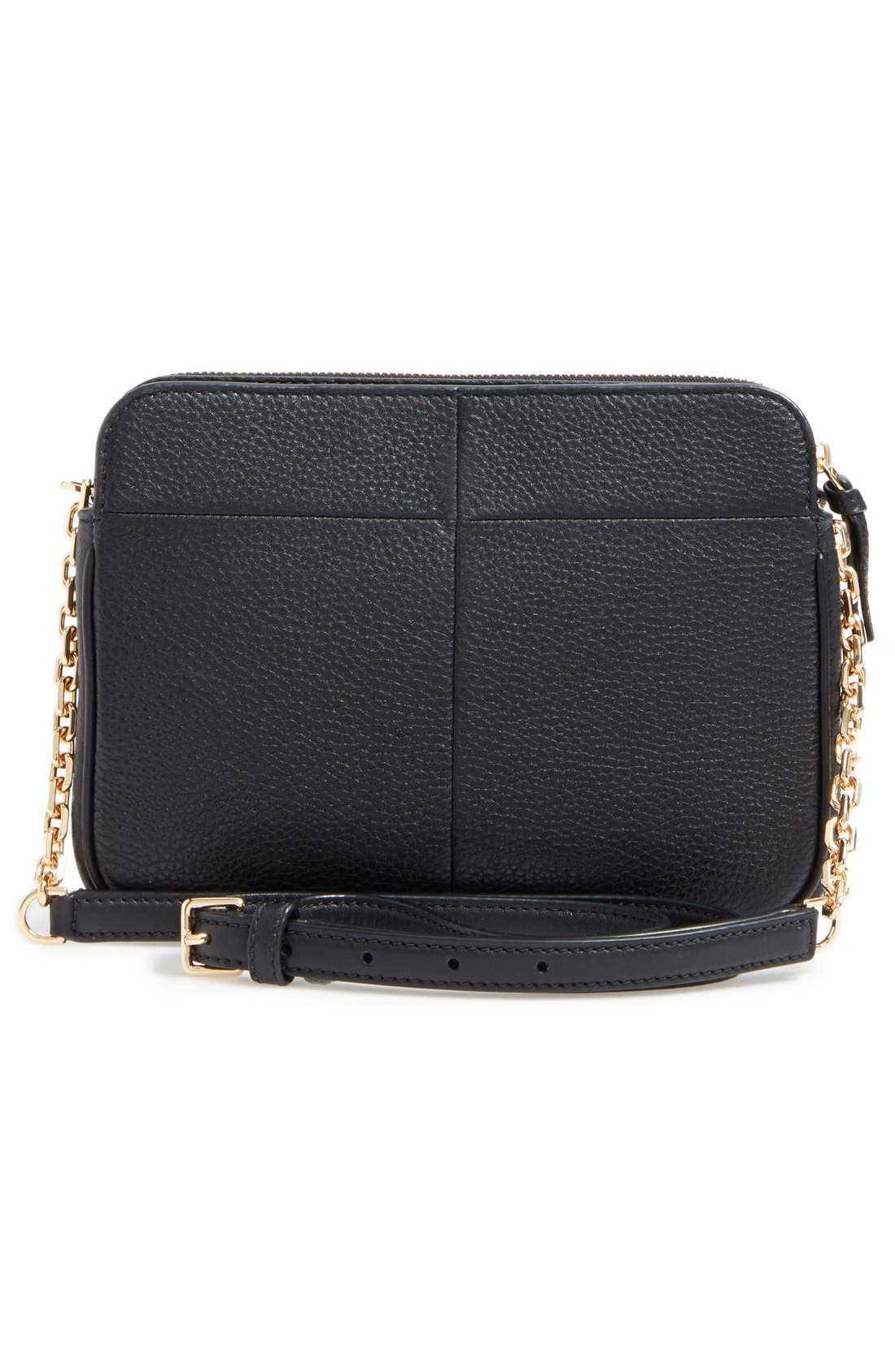 Alternate Image 3  - Tory Burch Ivy Leather Crossbody Bag