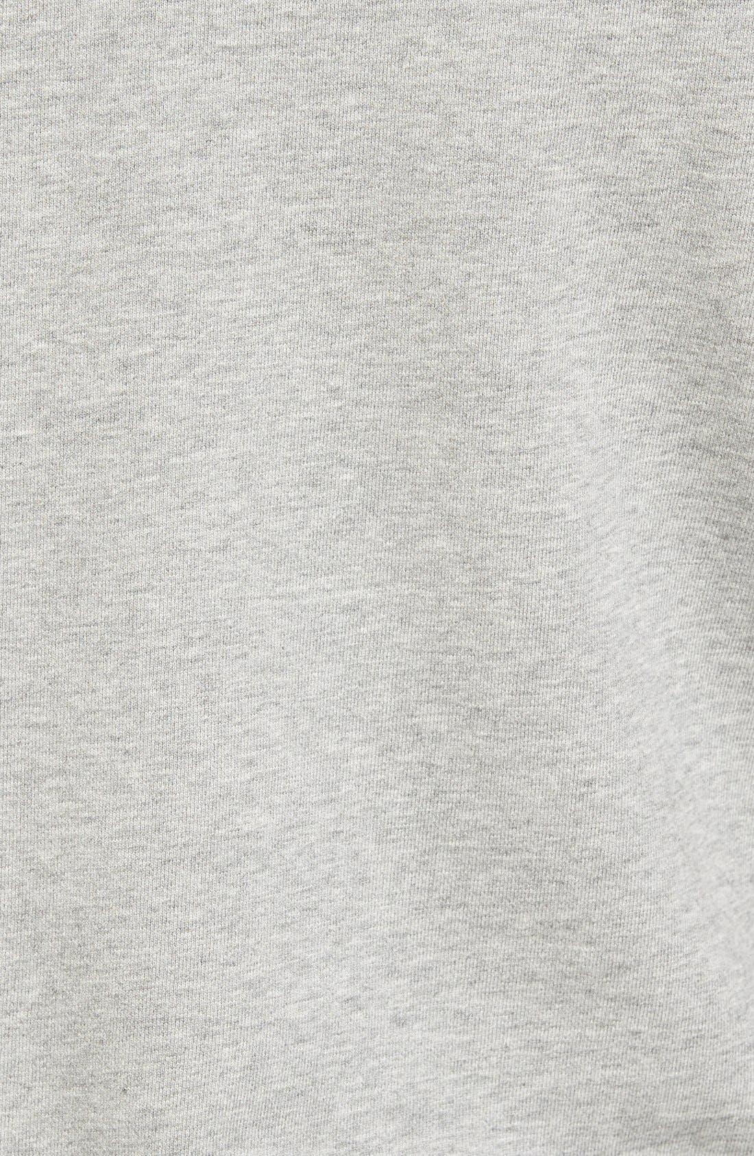 Alternate Image 5  - Reigning Champ Gym Logo Crewneck T-Shirt