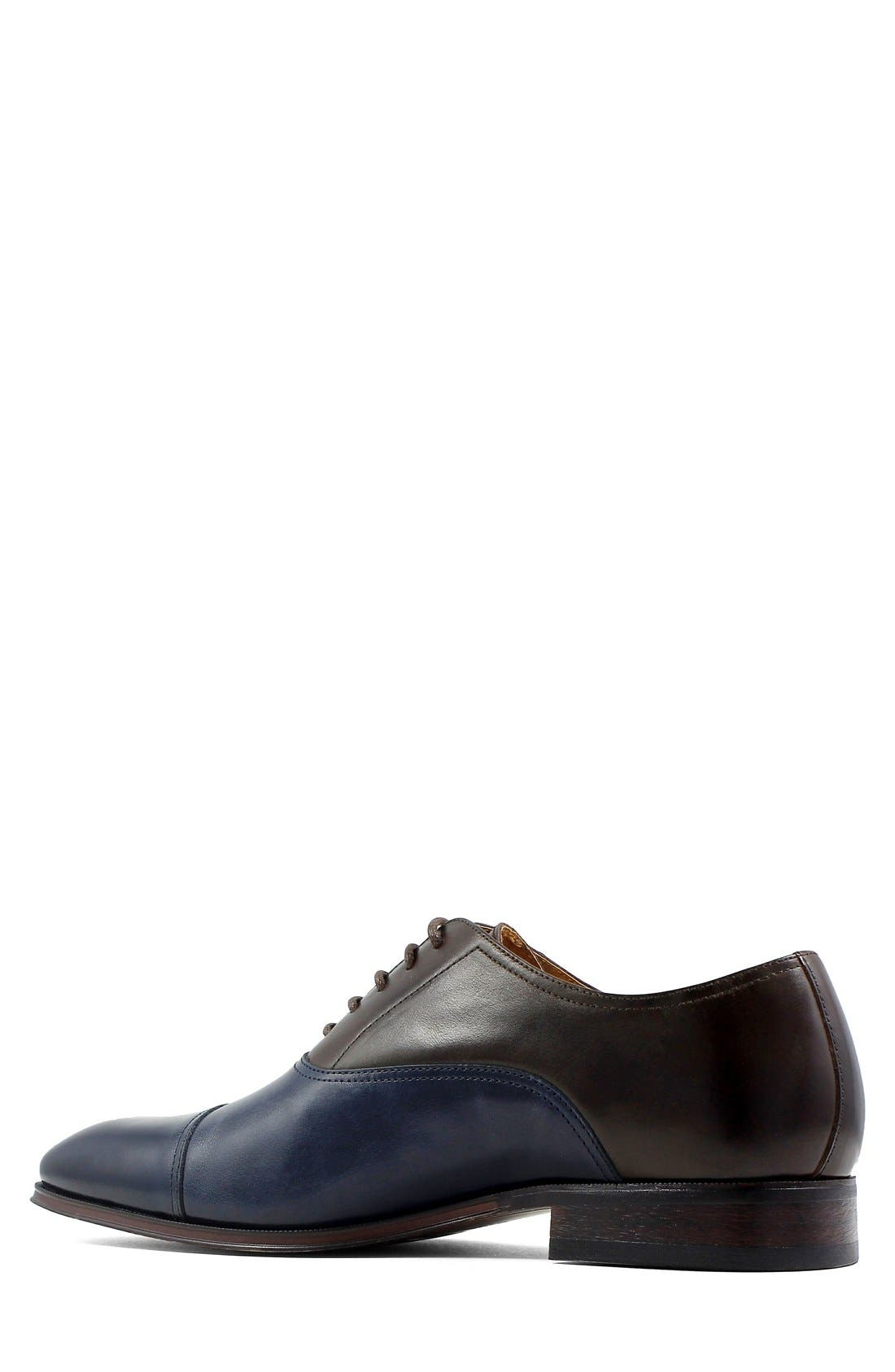 Alternate Image 3  - Florsheim Corbetta Cap Toe Oxford (Men)