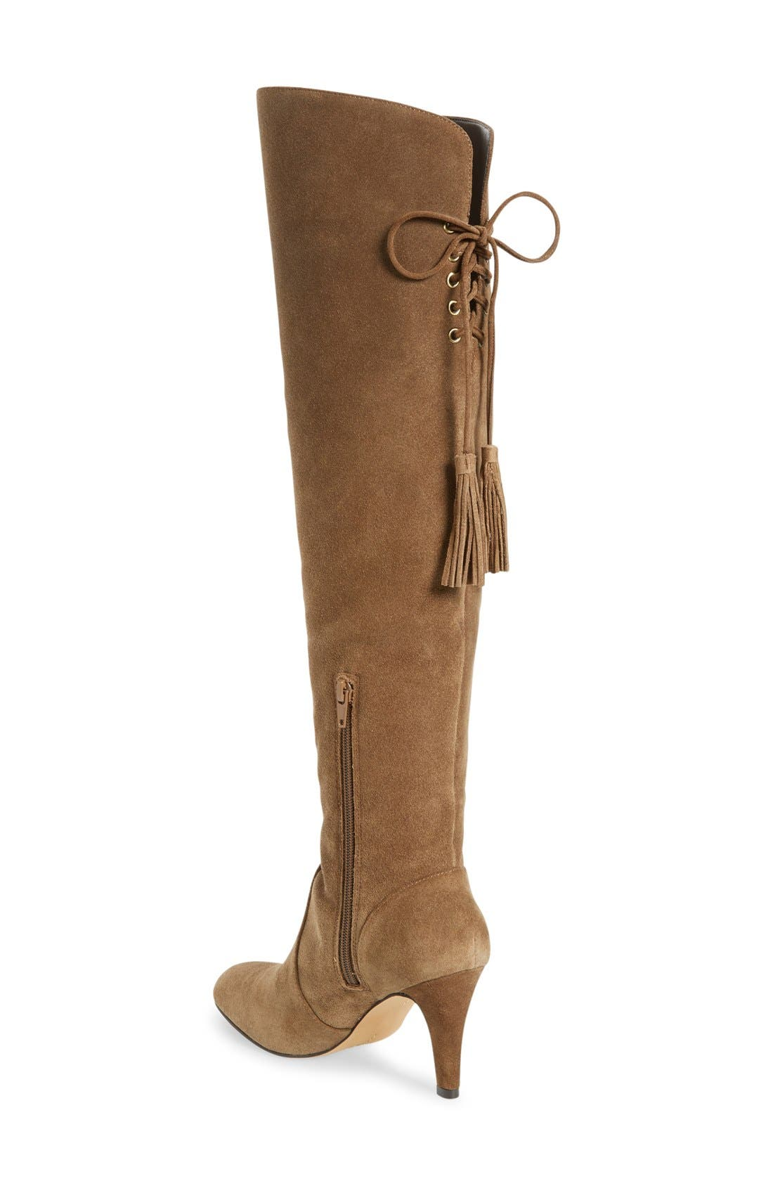 Alternate Image 2  - Vince Camuto Cherline Over the Knee Boot (Women)