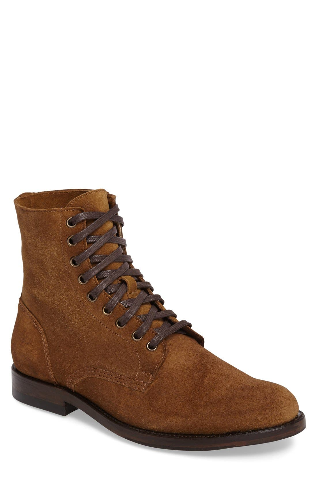 Frye Will Plain Toe Boot (Men)