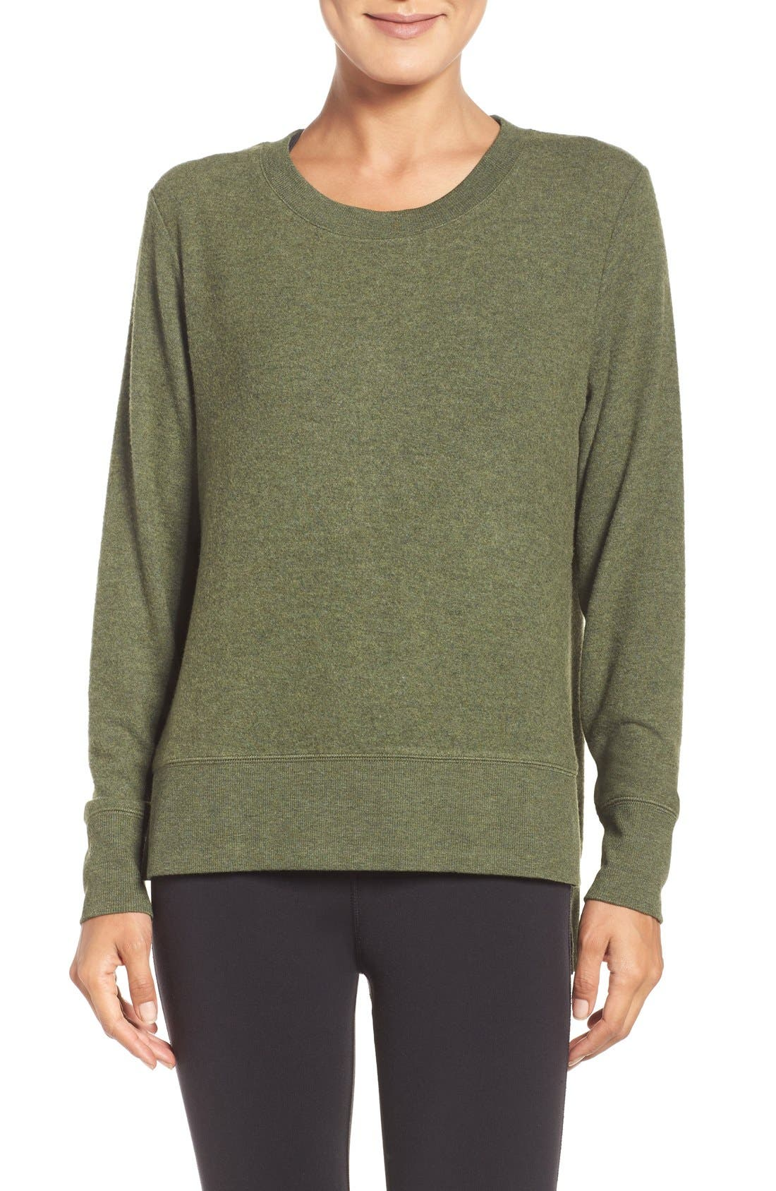 ALO Glimpse Long Sleeve Top