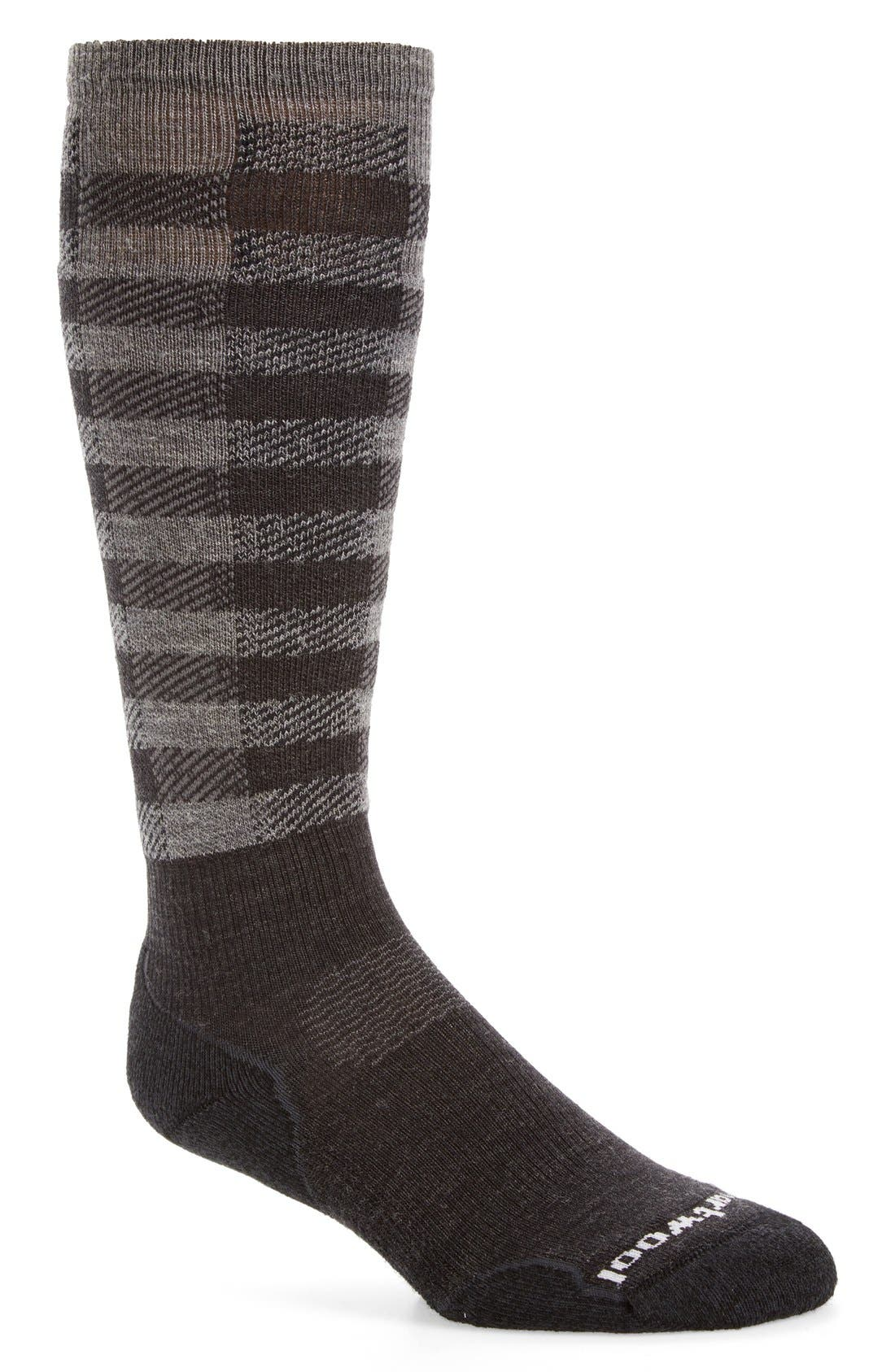 Alternate Image 1 Selected - Smartwool PhD® Slopestyle Light Ifrane Over the Calf Socks