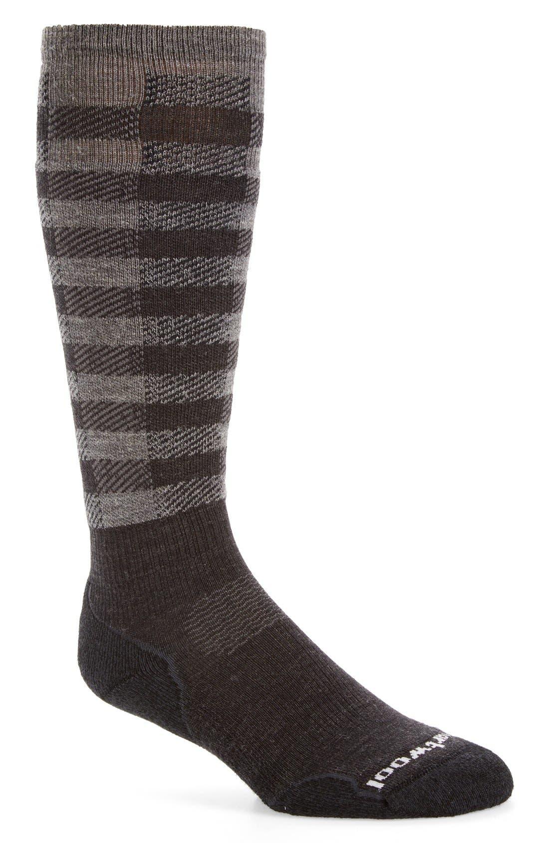 Main Image - Smartwool PhD® Slopestyle Light Ifrane Over the Calf Socks