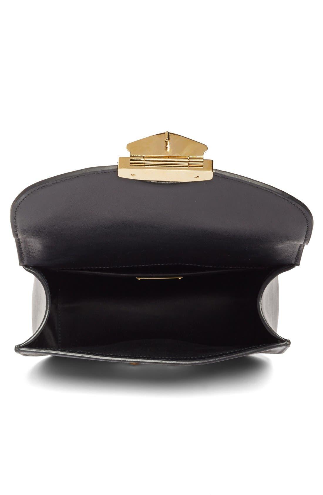 Alternate Image 4  - Miu Miu Madras Leather Crossbody Bag