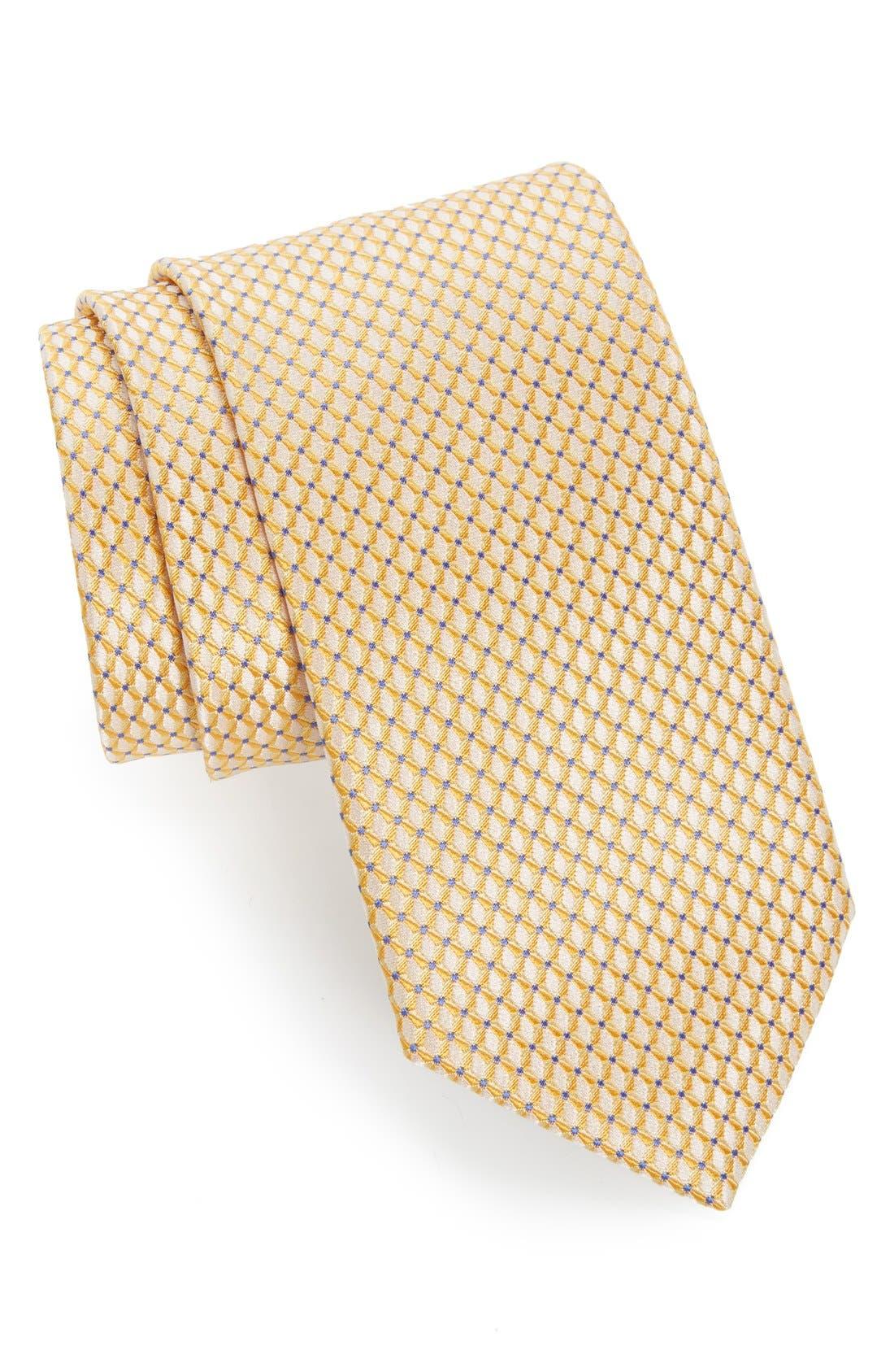 Main Image - John W. Nordstrom® 'Grayson Mini' Silk Tie