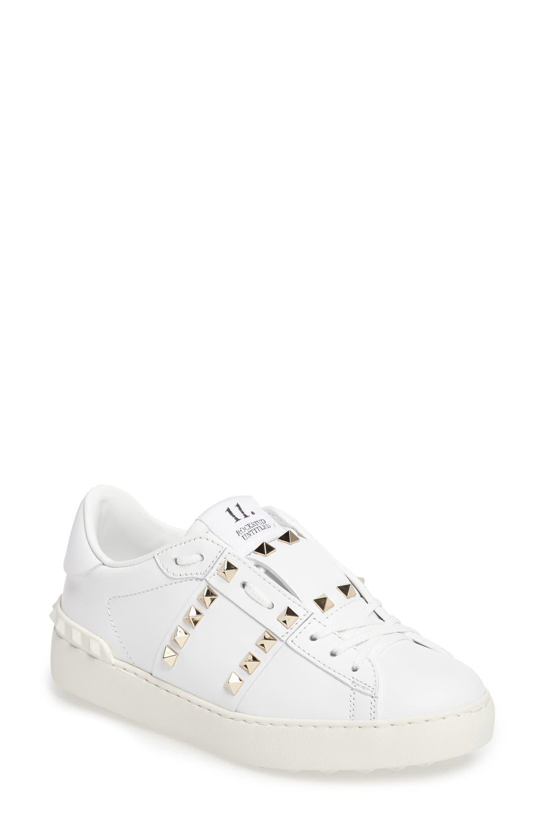 VALENTINO GARAVANI 'Rockstud' Sneaker (Women)