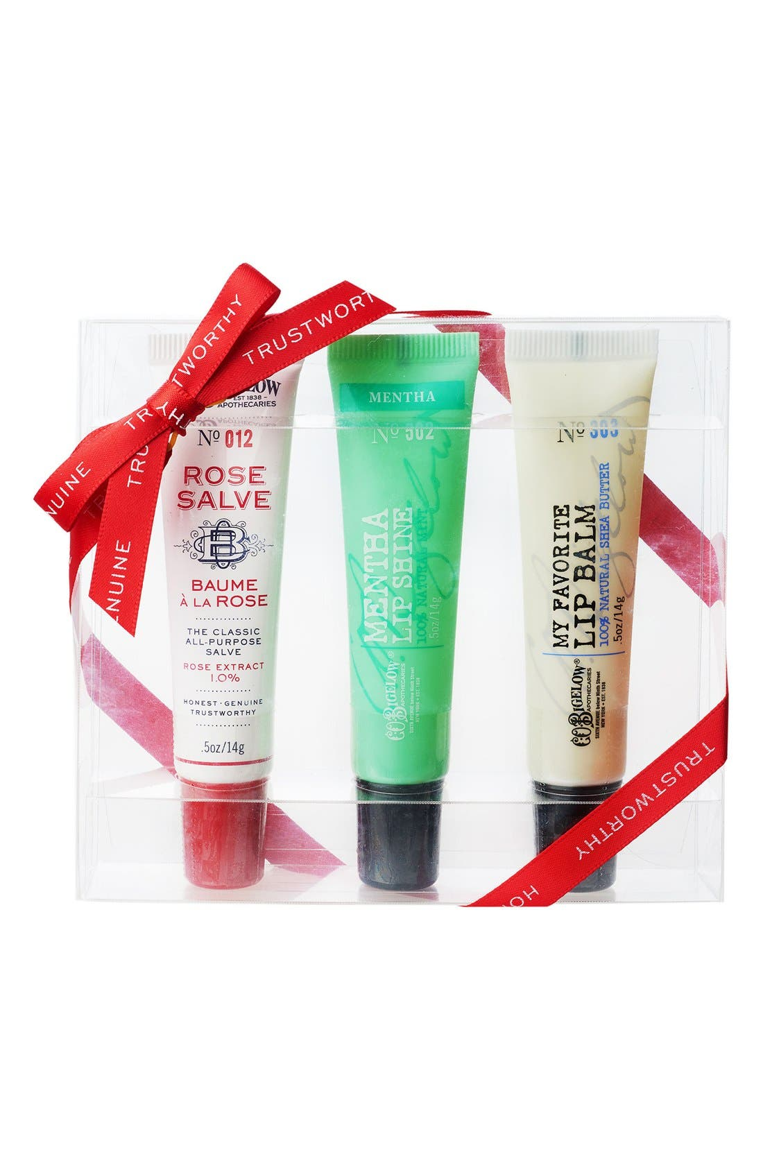 C.O. Bigelow® Lip Trio (Limited Edition) ($22.50 Value)