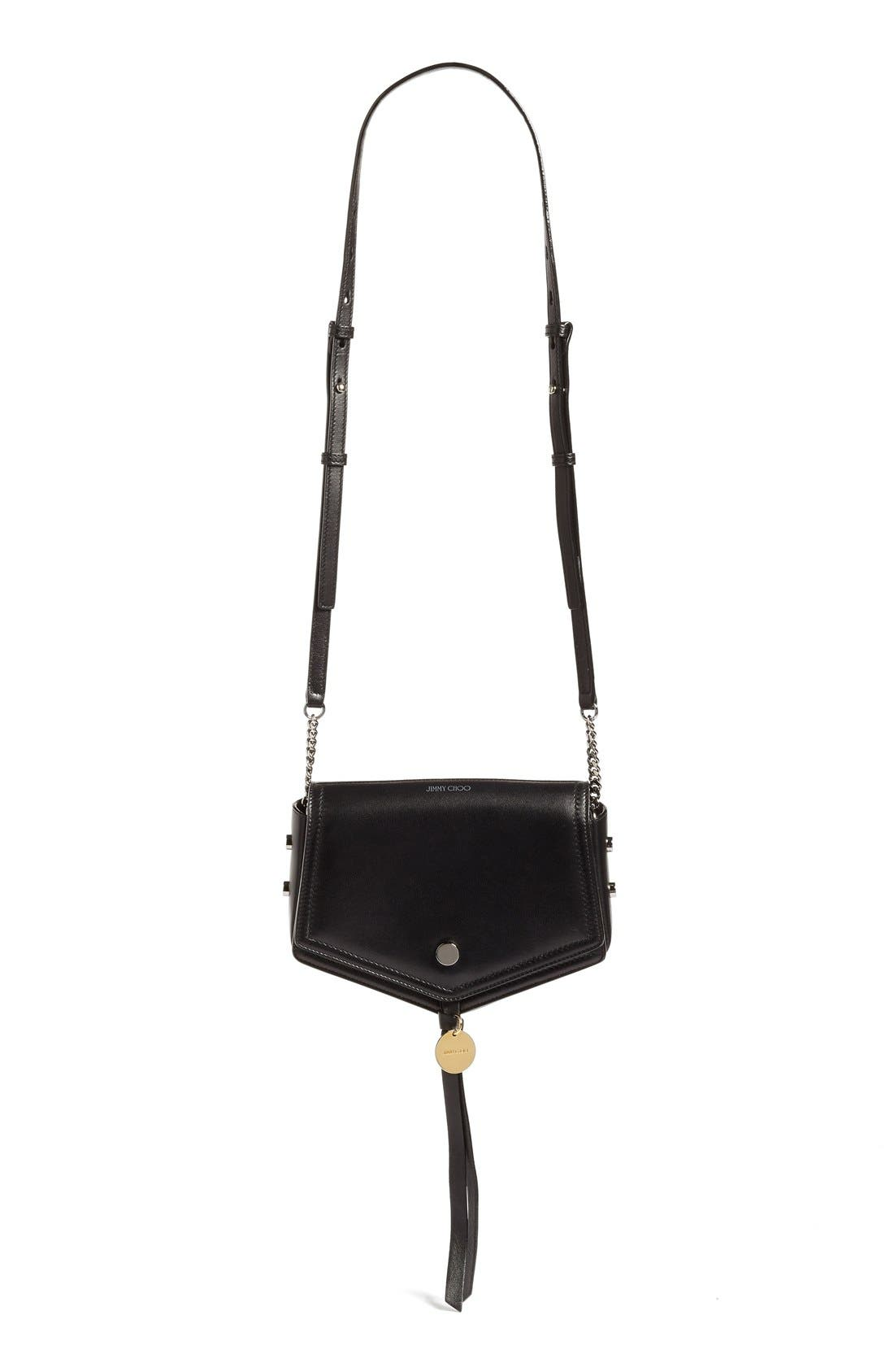 Main Image - Jimmy Choo Arrow Leather Shoulder Bag