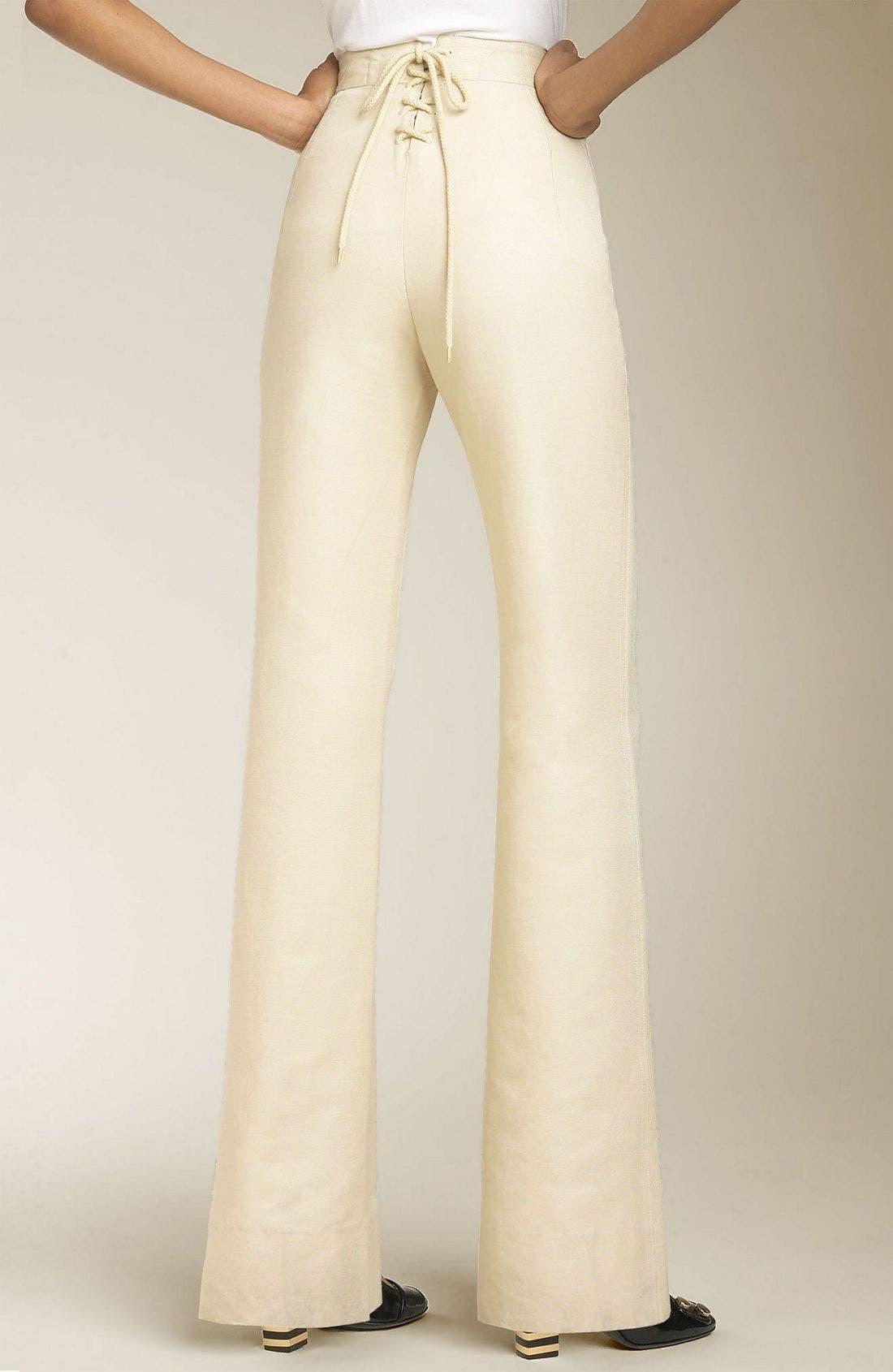 Alternate Image 2  - MARC BY MARC JACOBS Faille Sailor Pants