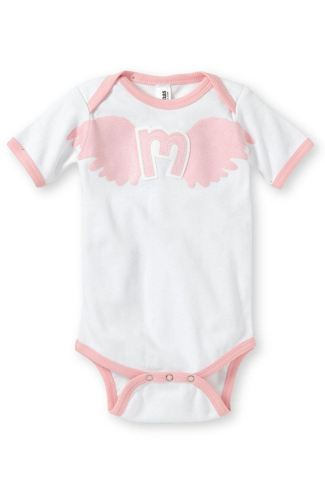 Alternate Image 1 Selected - Two Tinas Icon Bodysuit (Infant)
