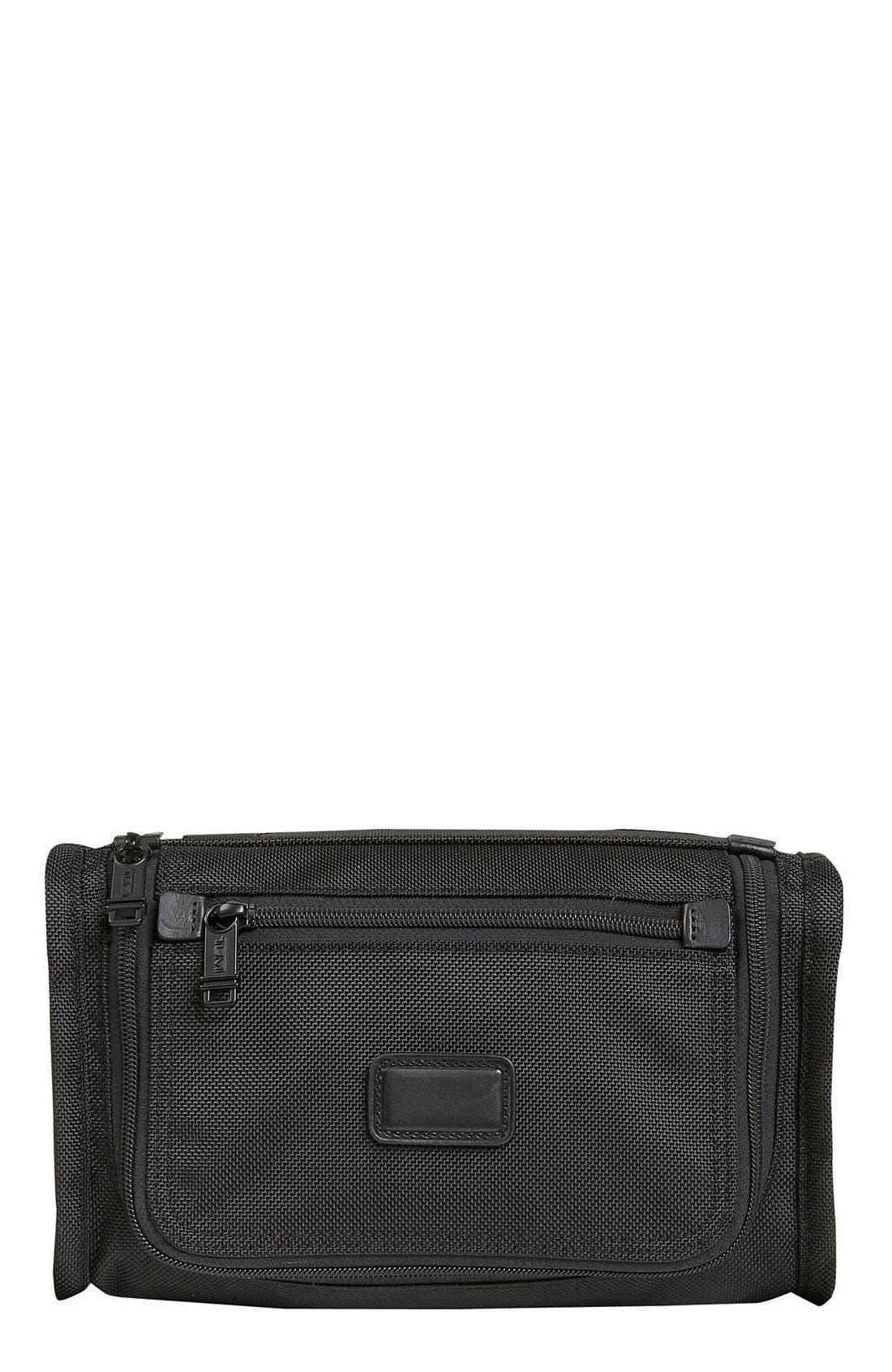 'Alpha' Travel Kit,                         Main,                         color, Black