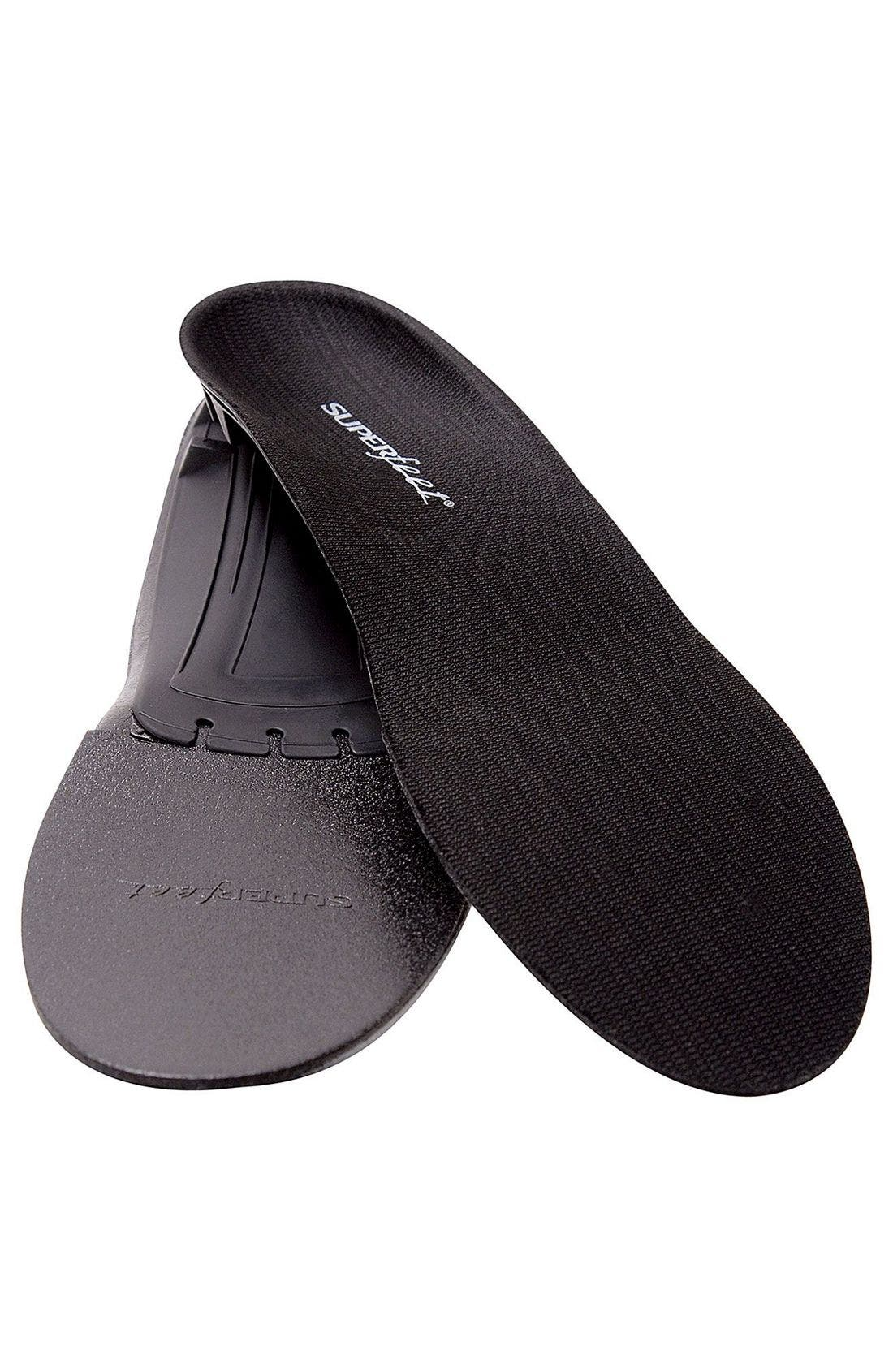 Superfeet Dress Fit Black Full Length Insoles (Men)
