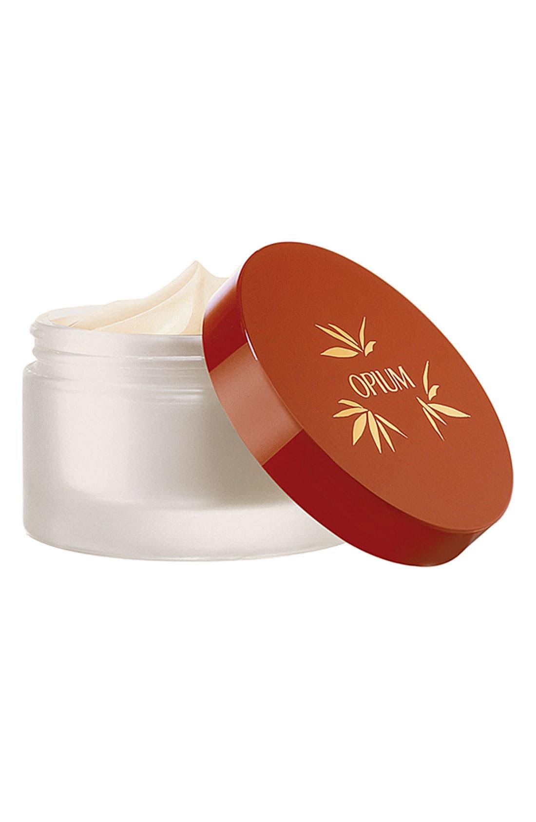 Yves Saint Laurent Opium Body Crème