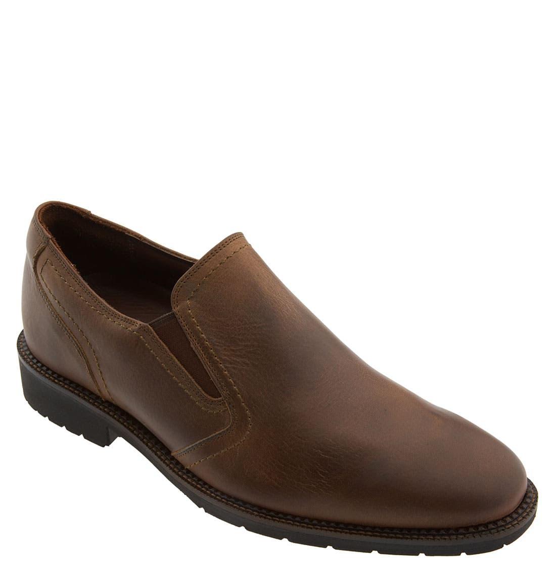 'Atlanta' Loafer,                         Main,                         color, Saddle