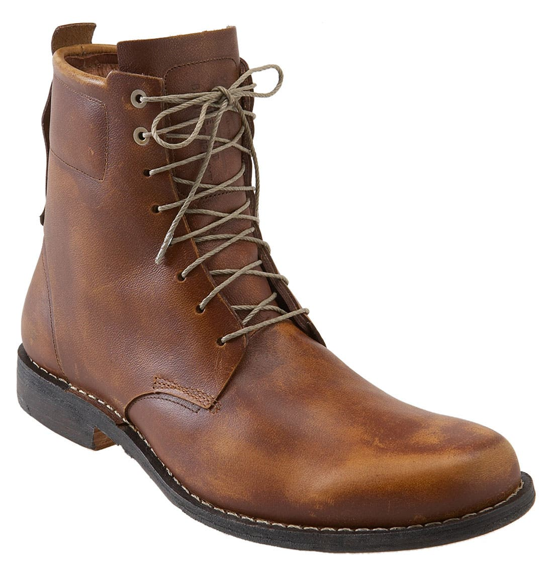 Alternate Image 1 Selected - Timberland Boot Company 'Counterpane' Plain Toe Boot