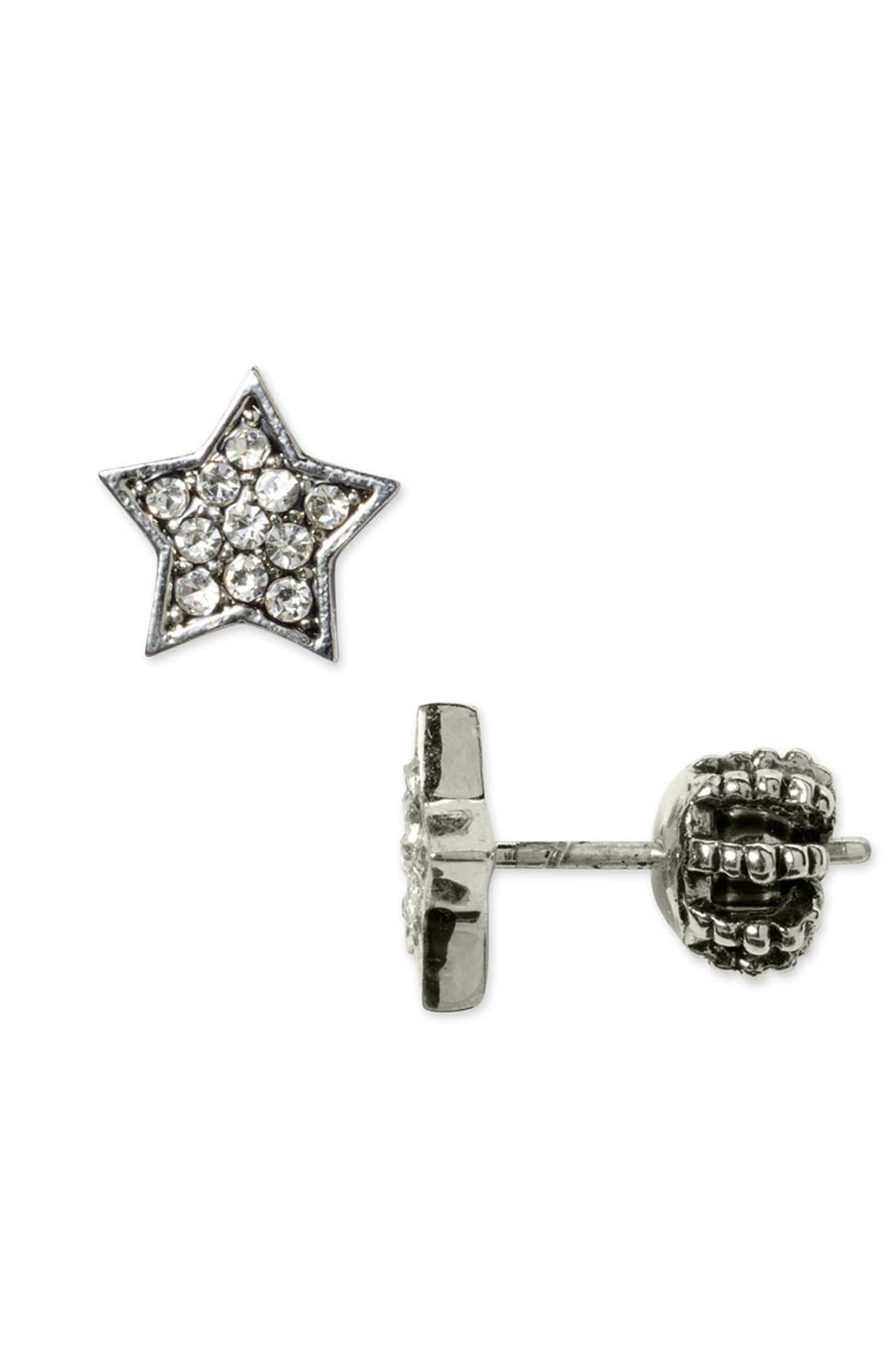 Main Image - Juicy Couture 'Star' Stud Earrings