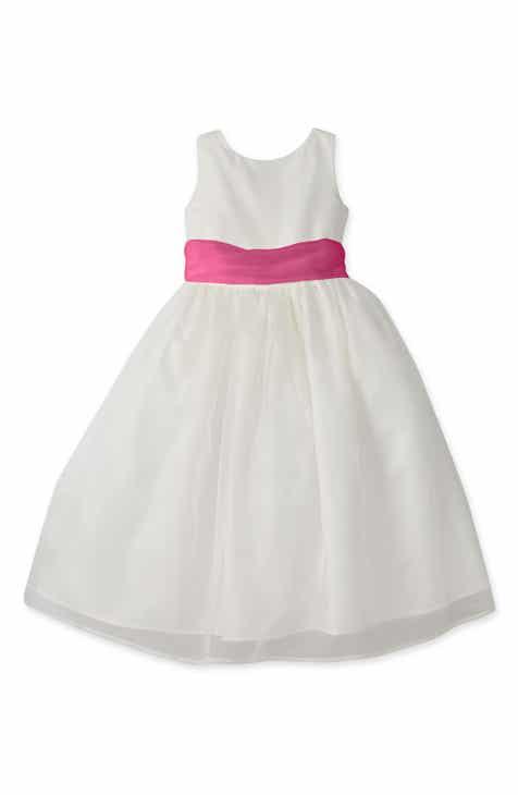 b8f59214a6fb Us Angels Sleeveless Organza Dress (Toddler Girls, Little Girls & Big Girls)