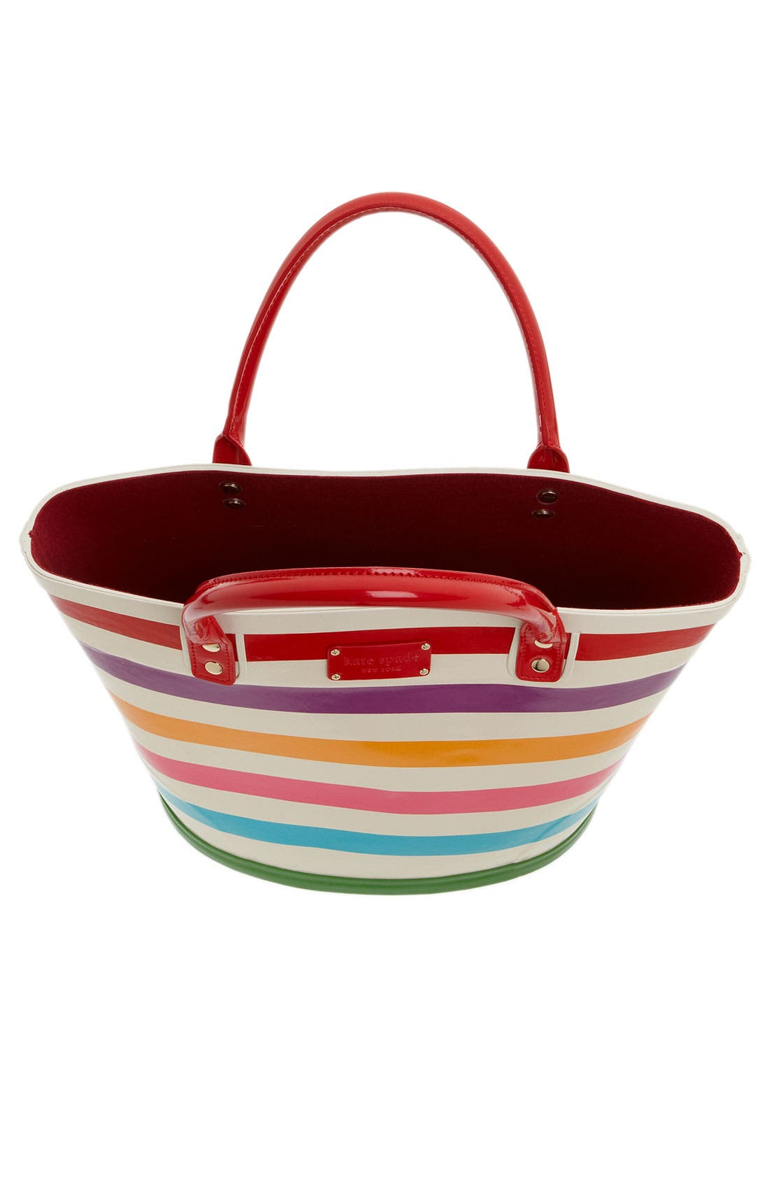 Alternate Image 3  - kate spade 'wellie magee' rubber tote