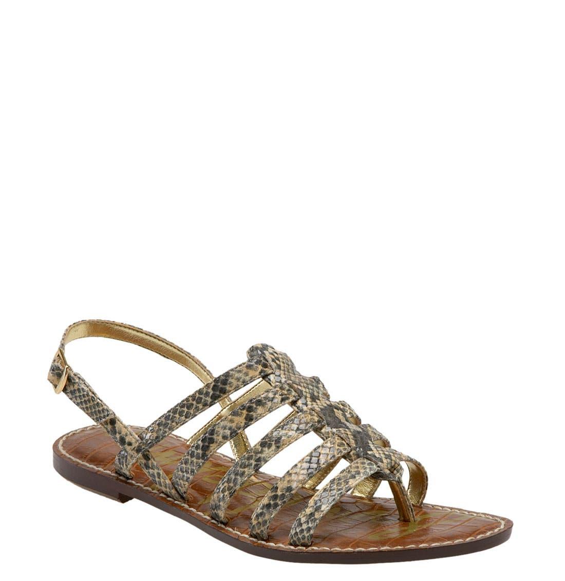 Alternate Image 1 Selected - Sam Edelman 'Hamilton' Sandal