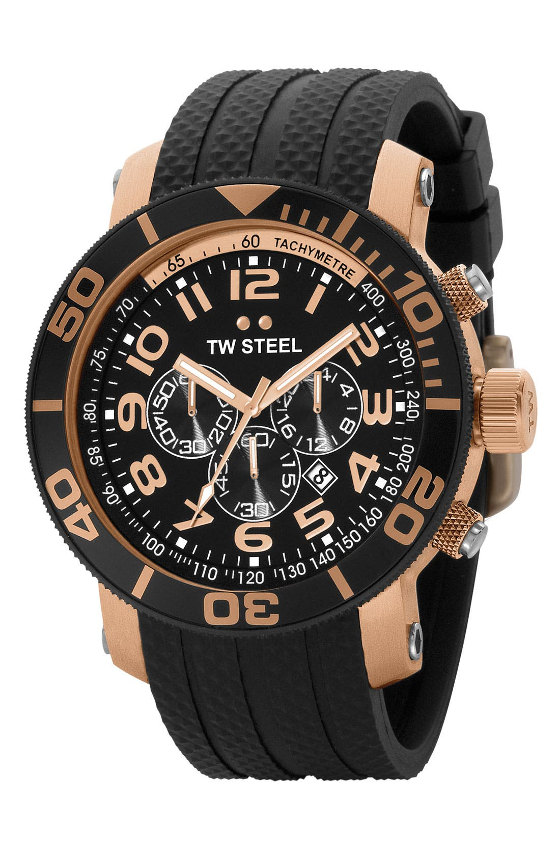 Alternate Image 1 Selected - TW Steel Chronograph Watch