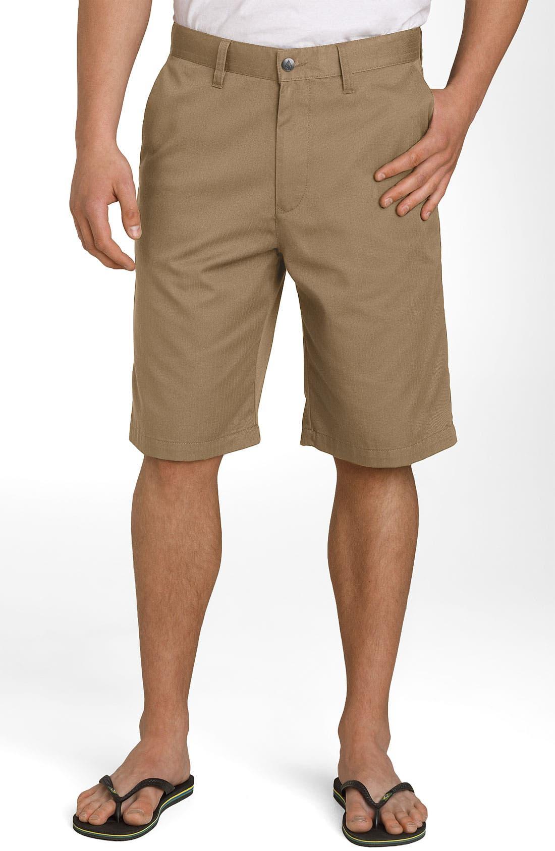 Alternate Image 1 Selected - Volcom Chino Shorts