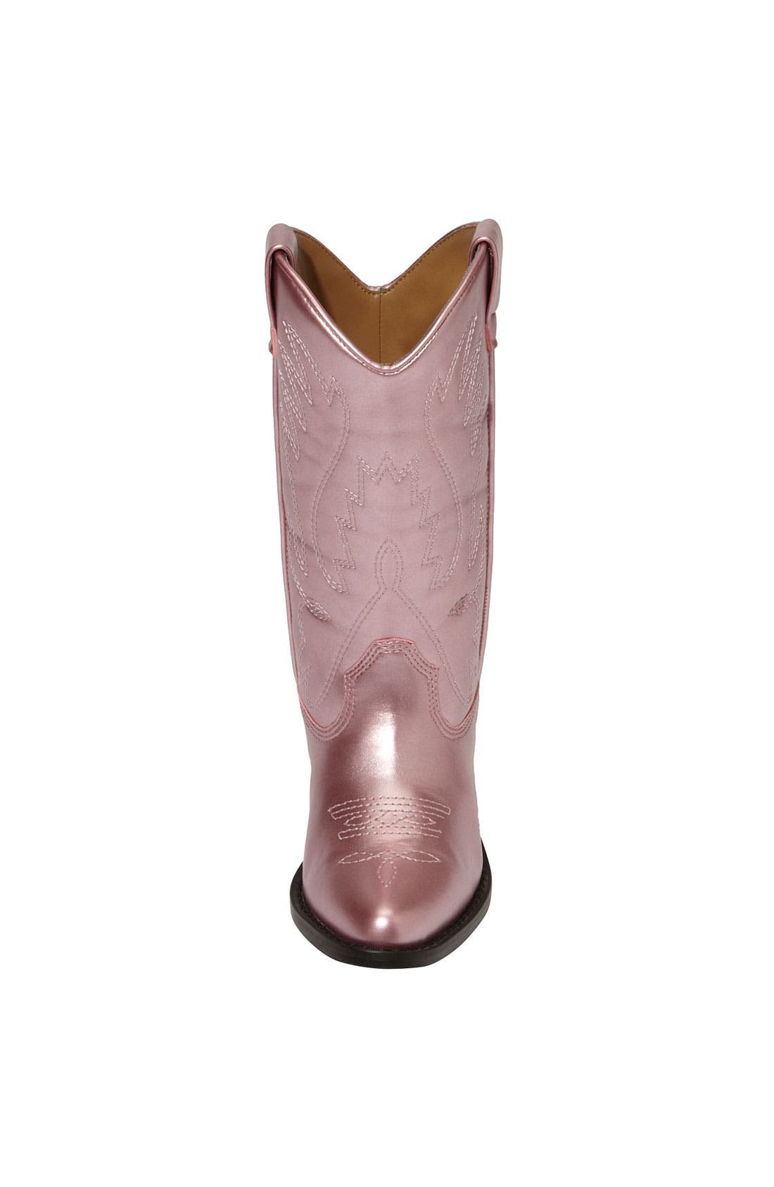Alternate Image 3  - Nordstrom 'Cassidy' Faux Leather Boot (Toddler, Little Kid & Big Kid)