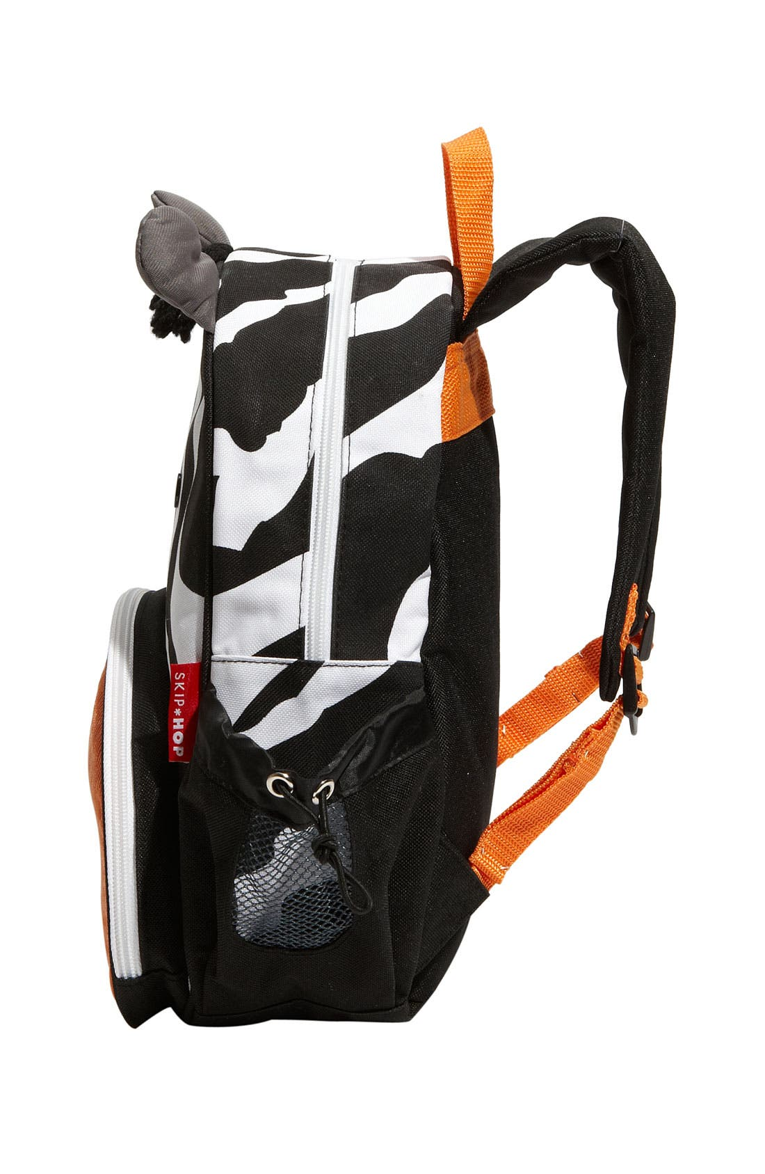 Zoo Pack Backpack,                             Alternate thumbnail 2, color,                             White/ Black