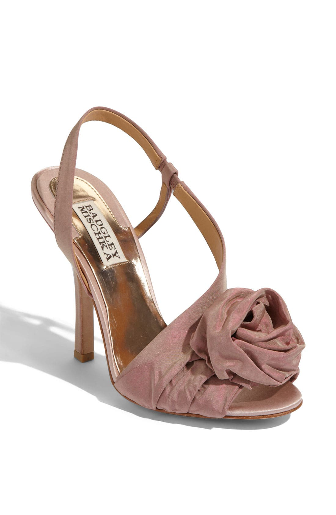 Alternate Image 1 Selected - Badgley Mischka 'Lanah' Sandal