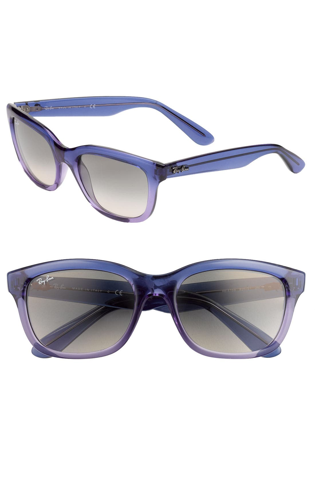 Alternate Image 1 Selected - Ray-Ban 'Updated Wayfarer' 54mm Sunglasses