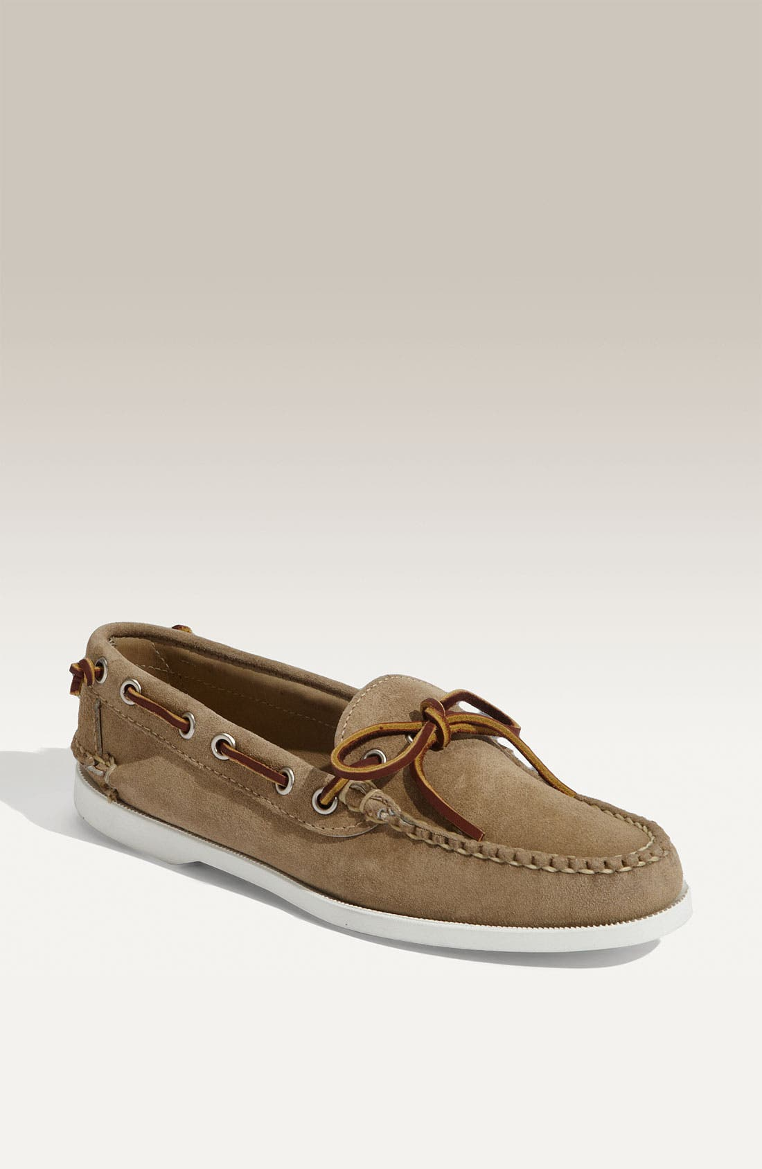 Alternate Image 1 Selected - Ralph Lauren Collection 'Theodora' Boat Shoe