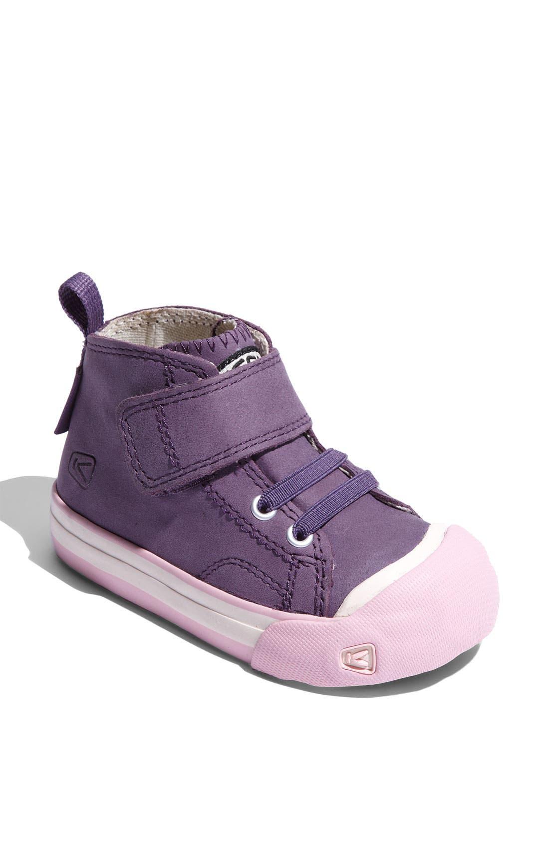 Alternate Image 1 Selected - Keen 'Coronado' High Top (Baby, Walker & Toddler)