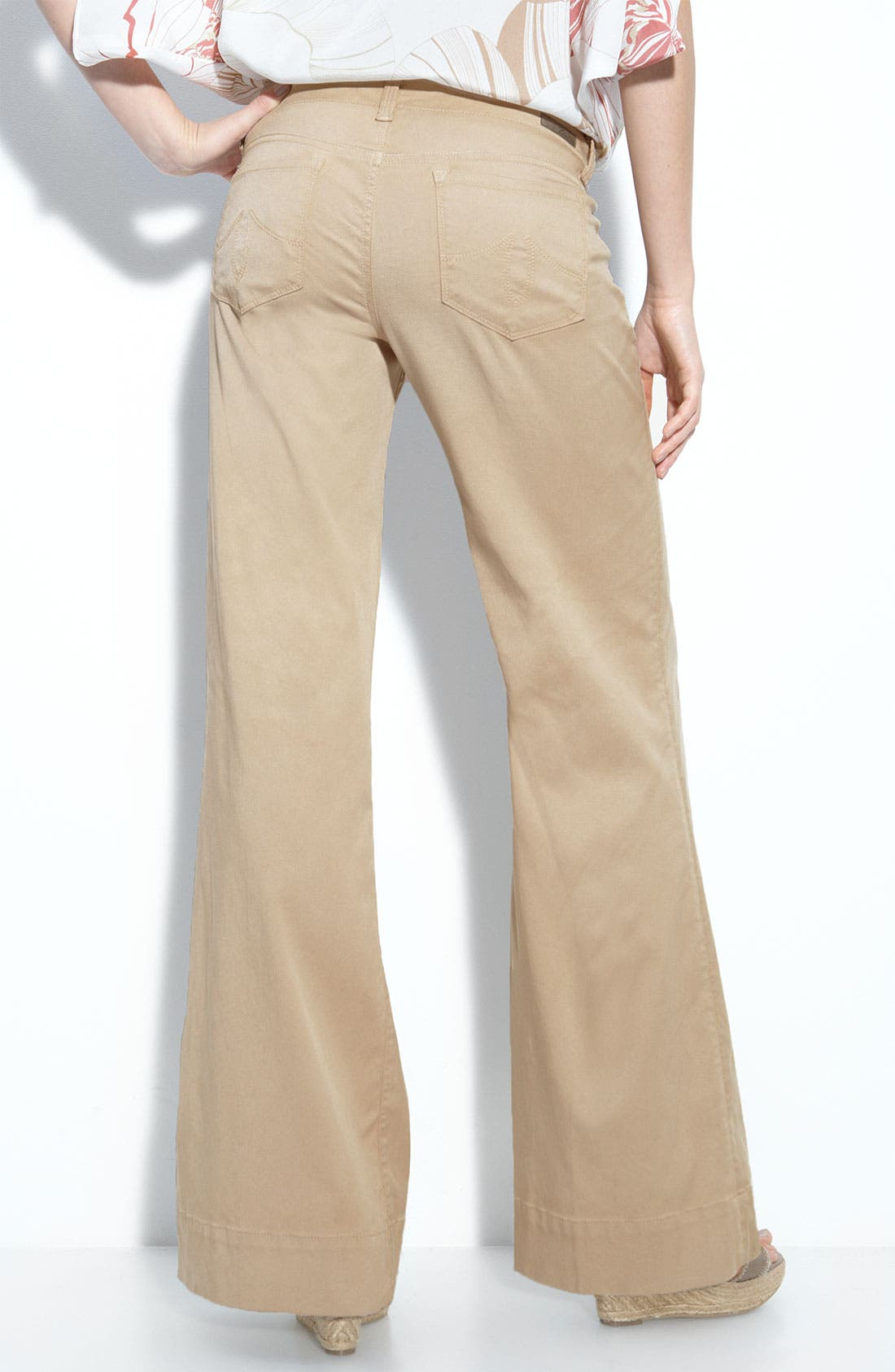 Alternate Image 2  - Level 99 'Storm' Wide Leg Pants