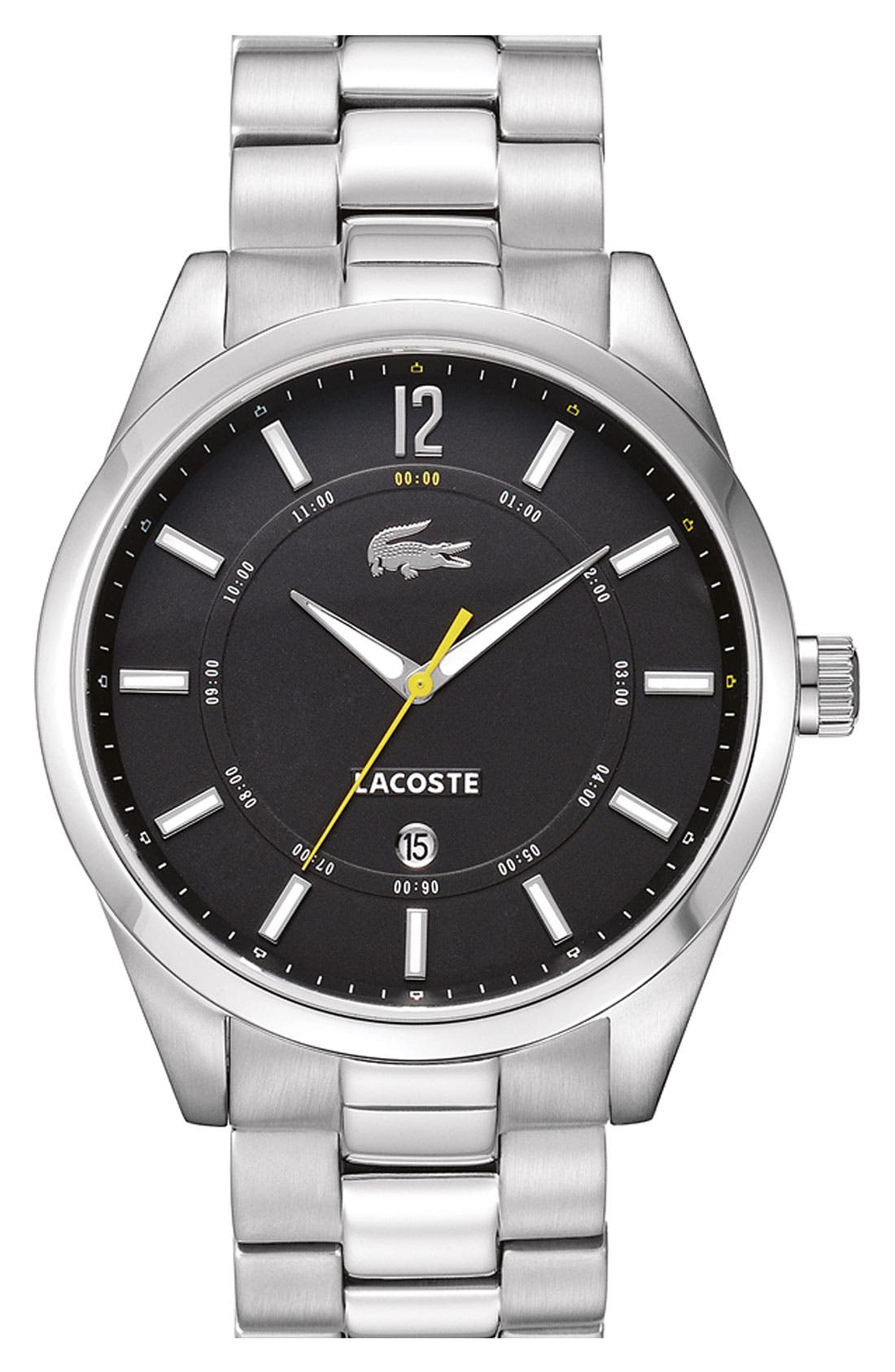 Alternate Image 1 Selected - Lacoste 'Montreal' Bracelet Watch