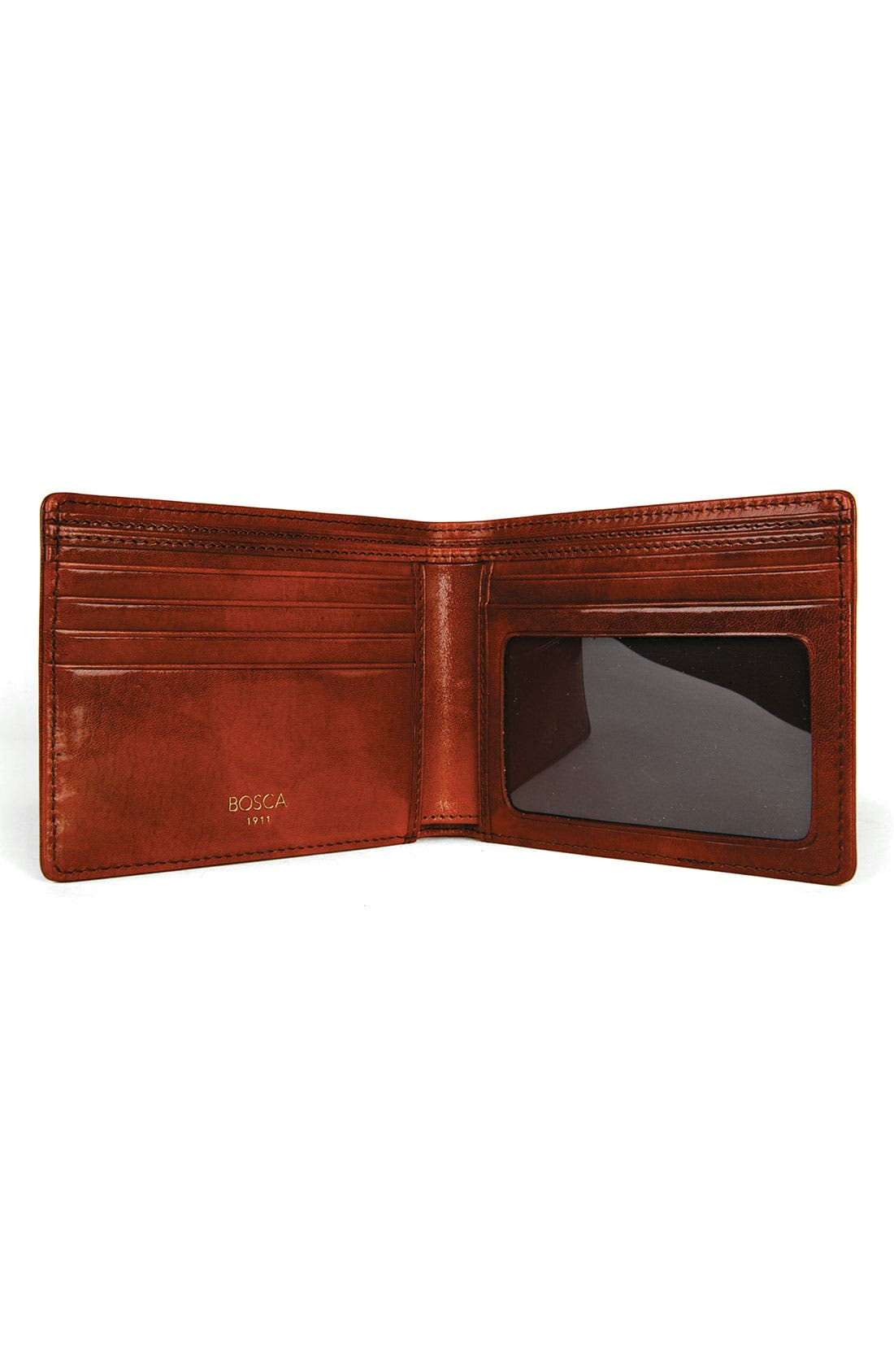 Main Image - Bosca 'Executive - Old Leather' Wallet