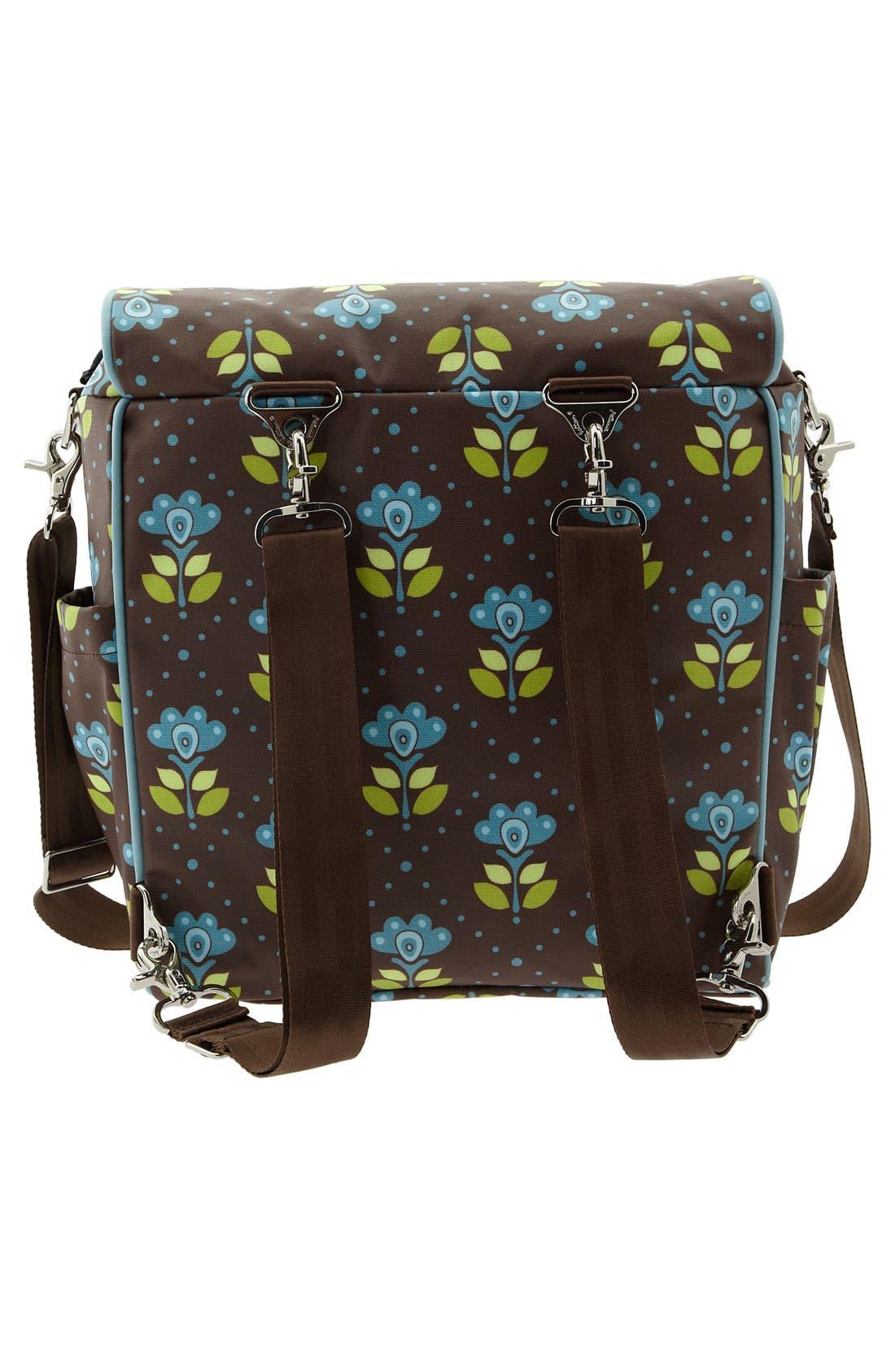 Alternate Image 2  - Petunia Pickle Bottom 'Brocade' Diaper Bag