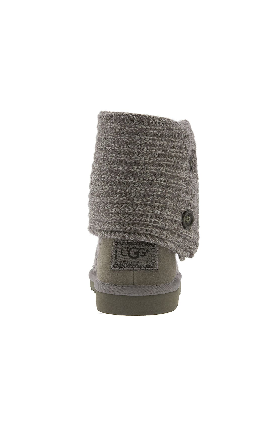 Alternate Image 5  - UGG® 'Cardy' Crochet Boot (Toddler, Little Kid & Big Kid)