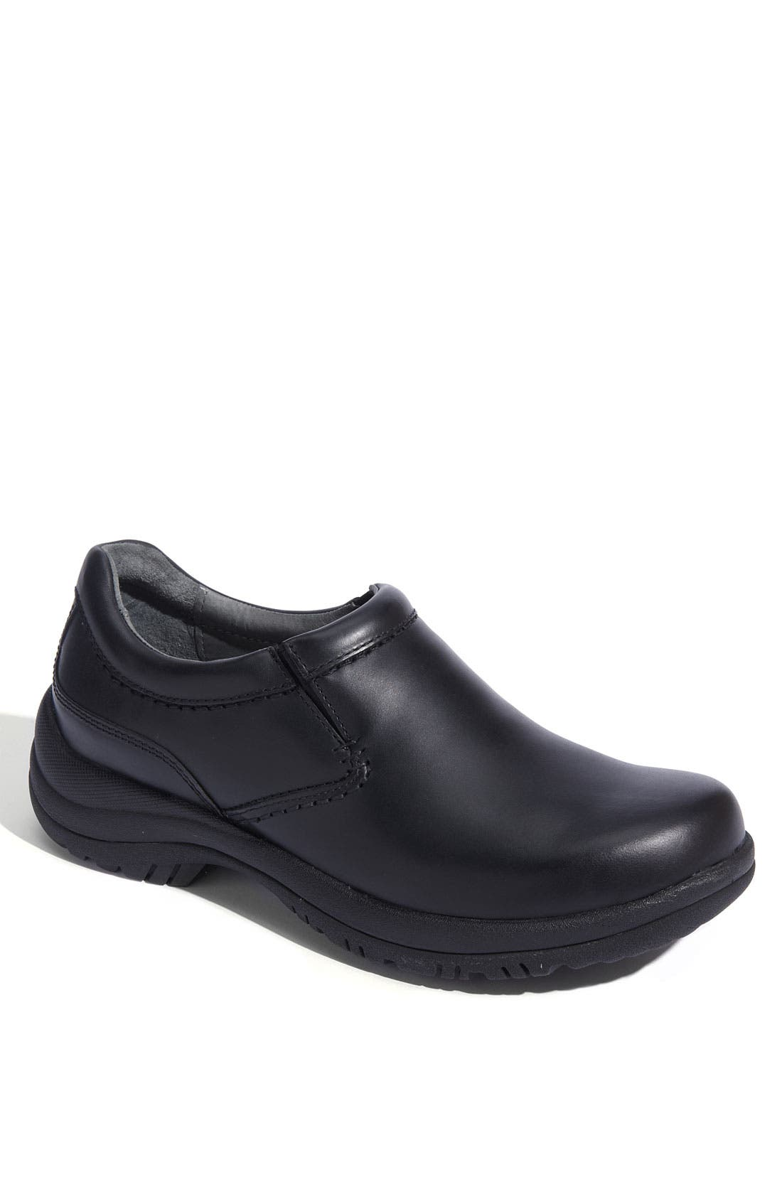 'Wynn' Slip-On,                         Main,                         color, Black