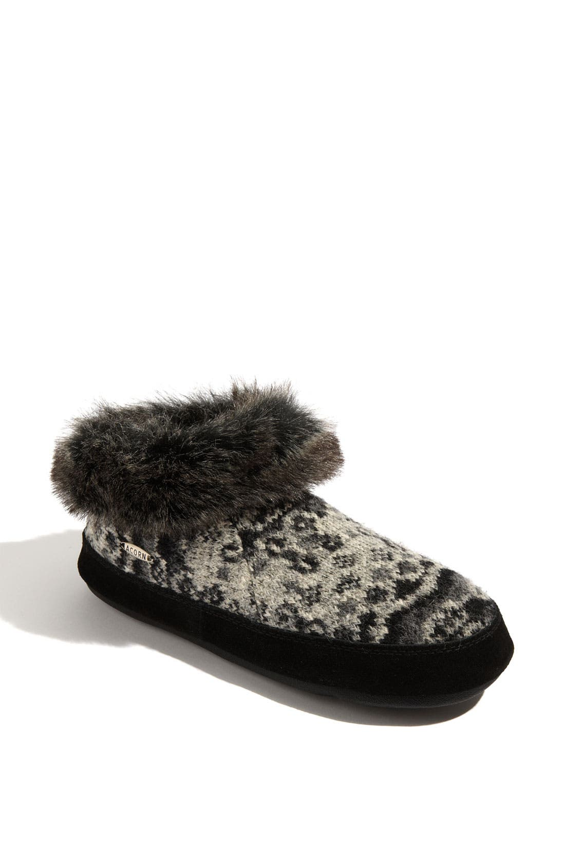 Main Image - Acorn 'Bromley' Bootie Slipper