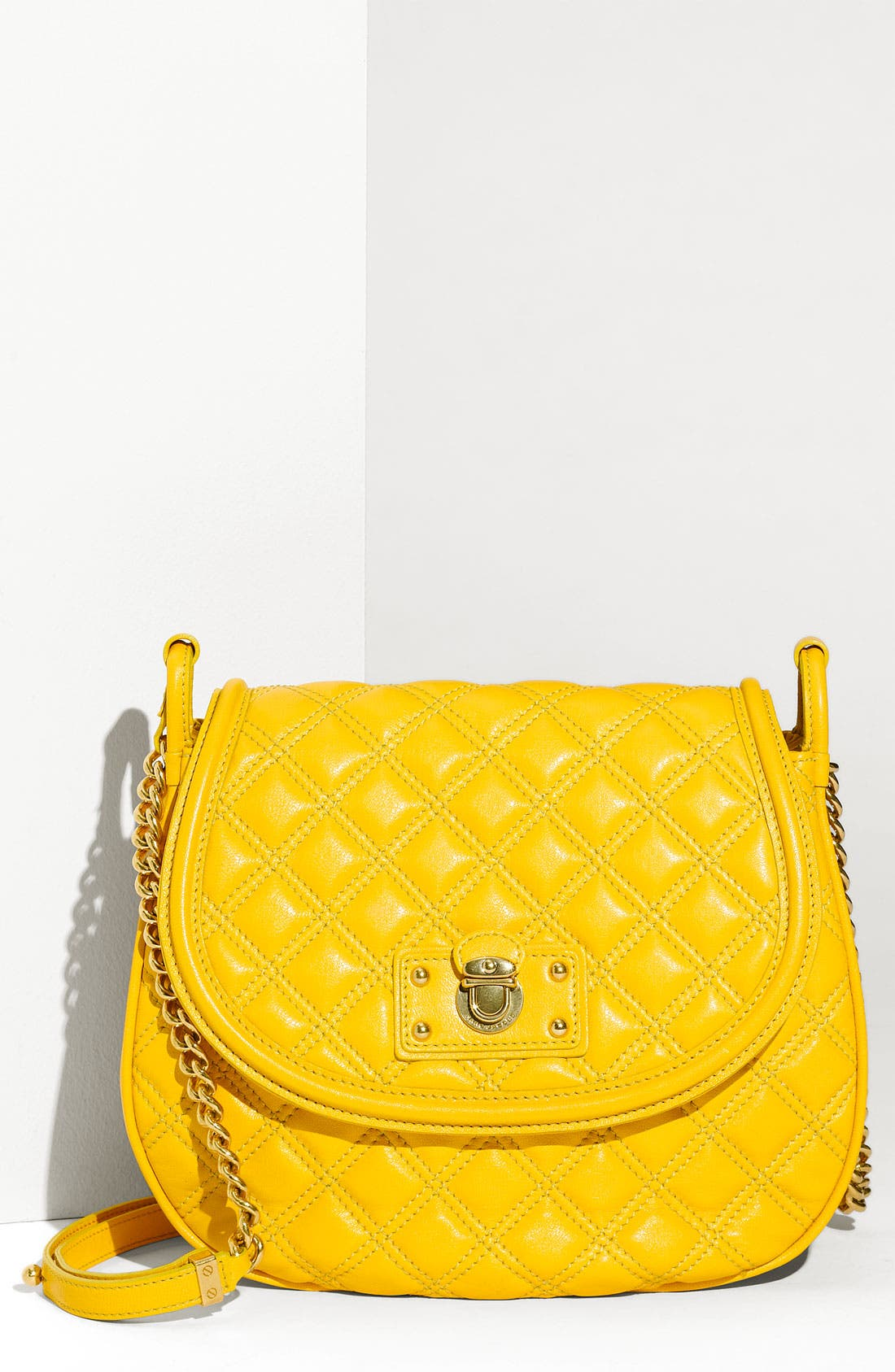Main Image - MARC JACOBS 'Cooper - Large' Leather Crossbody Bag