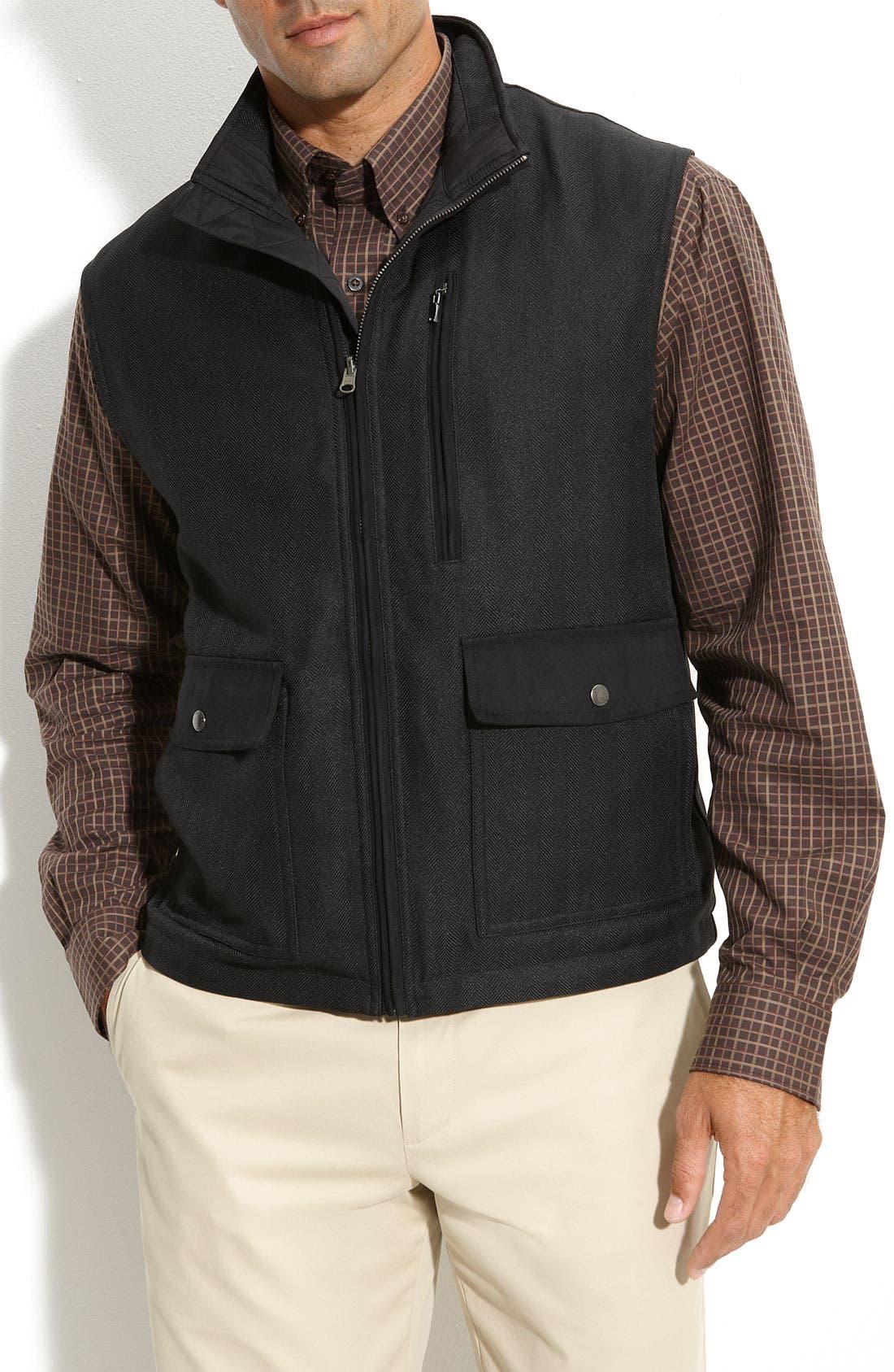 Main Image - Cutter & Buck 'Bearsden' Reversible Vest