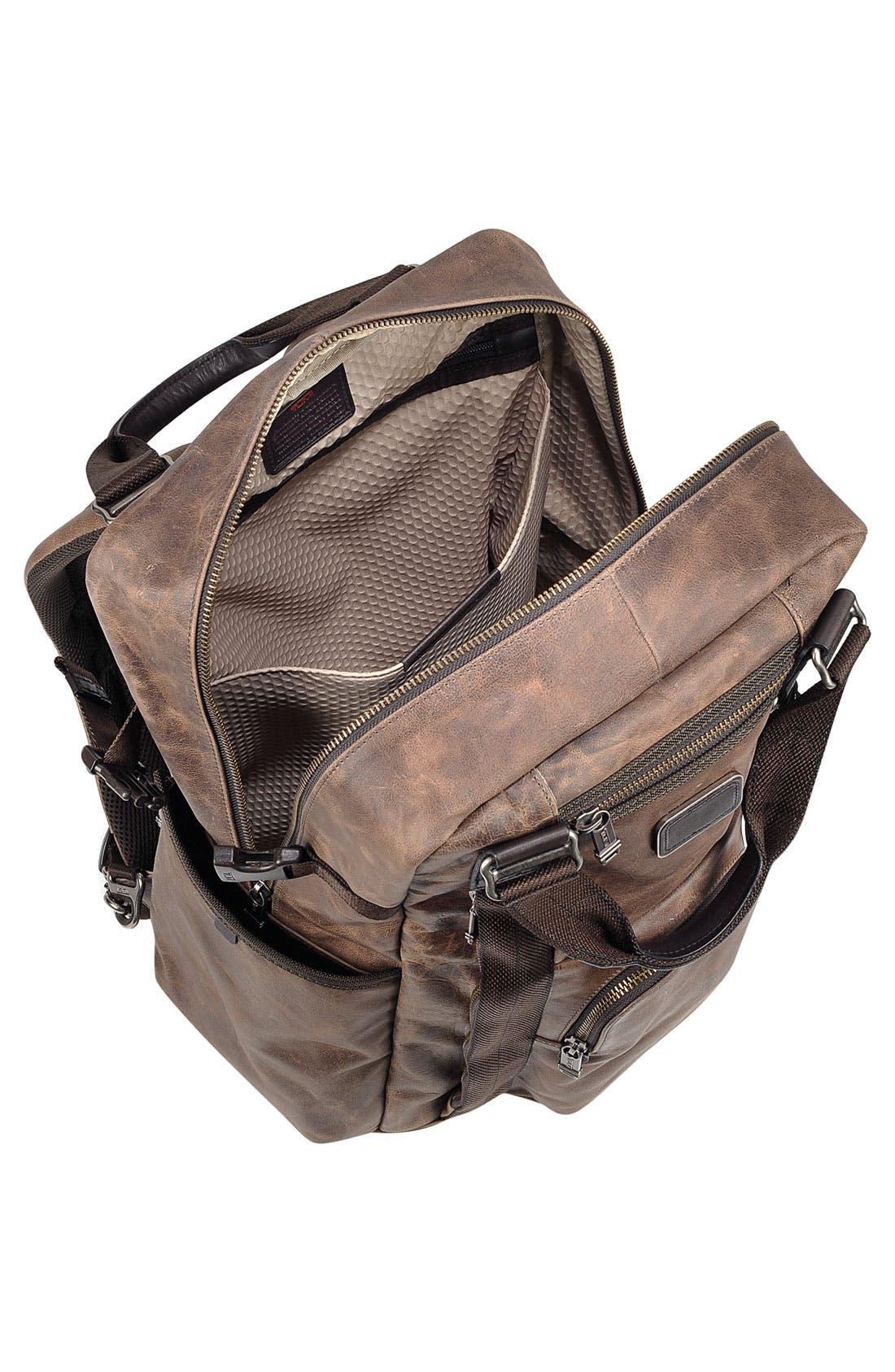 Alternate Image 3  - Tumi 'Bravo - Lejune' Backpack Tote