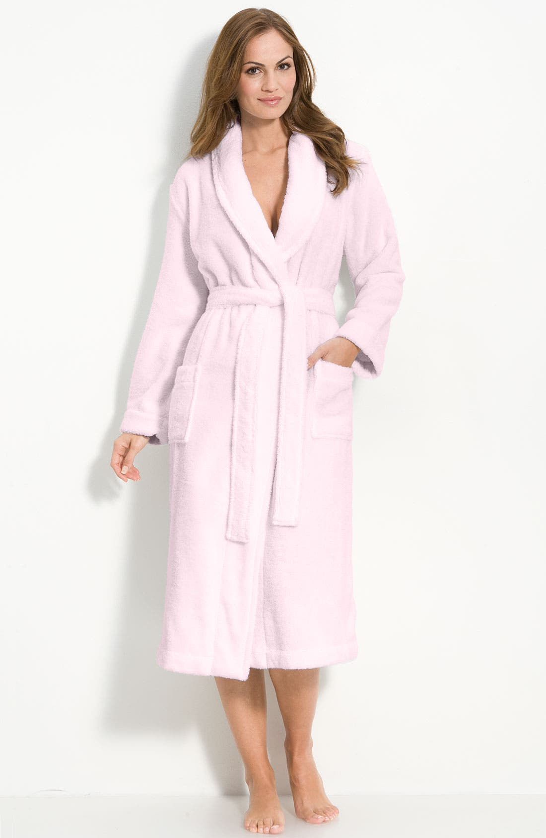 Alternate Image 1 Selected - Nordstrom Plush Terry Robe