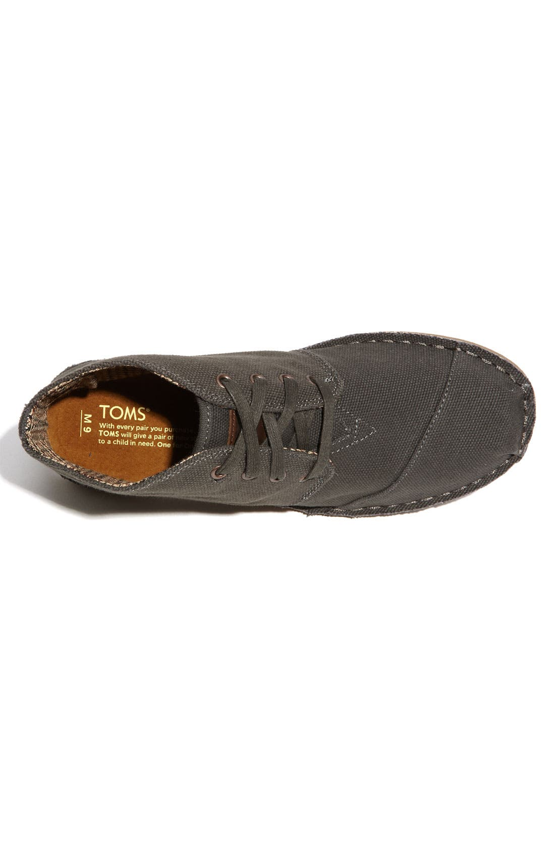 Alternate Image 3  - TOMS 'Botas - Desert' Chukka Boot (Men)