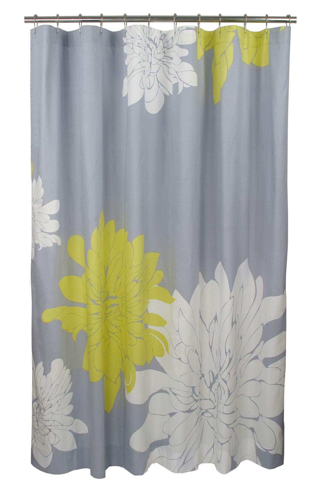 Alternate Image 1 Selected - Blissliving Home 'Ashley Citron' Shower Curtain (Online Only)