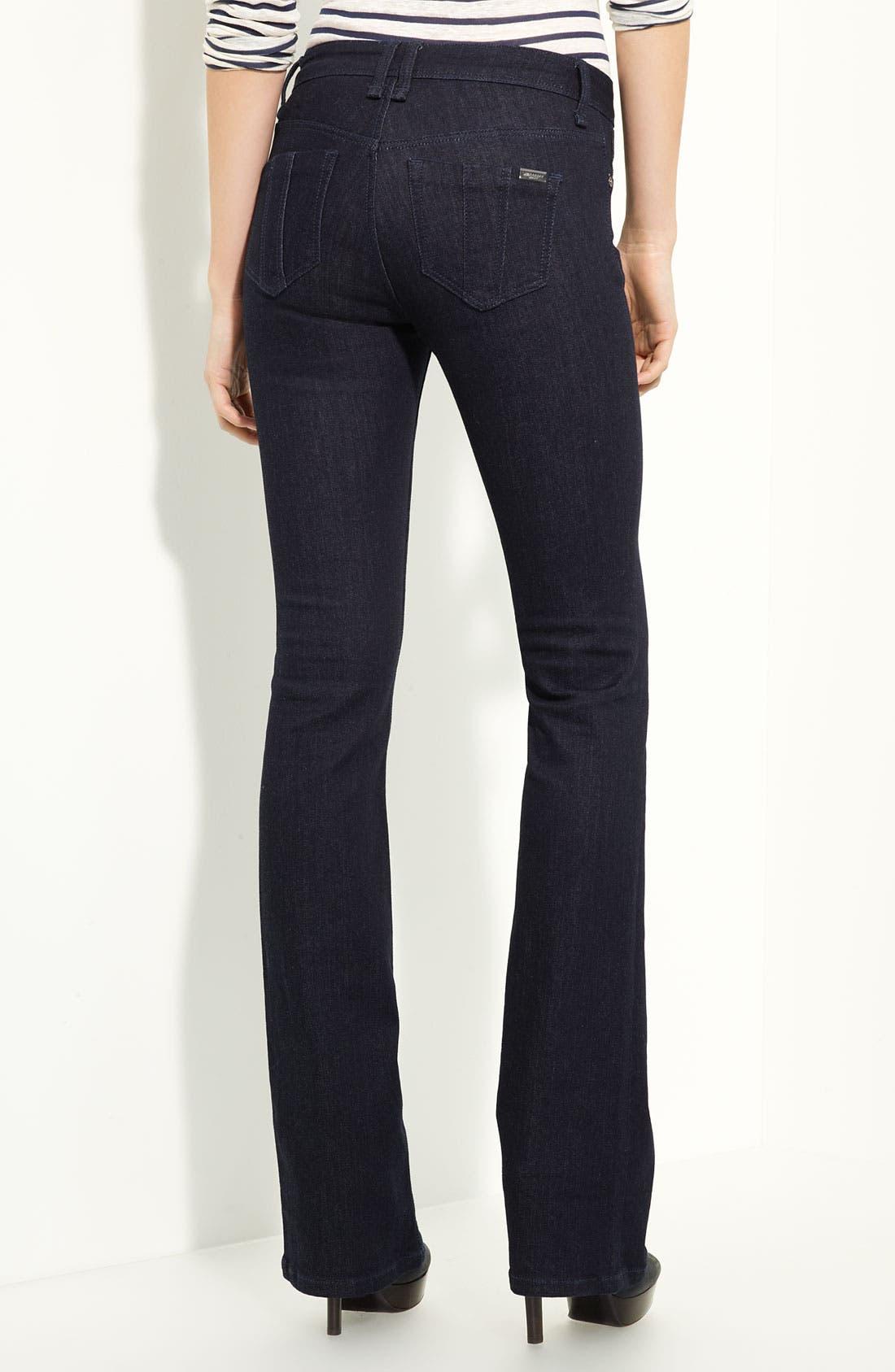 Alternate Image 2  - Burberry Brit 5-Pocket Jeans