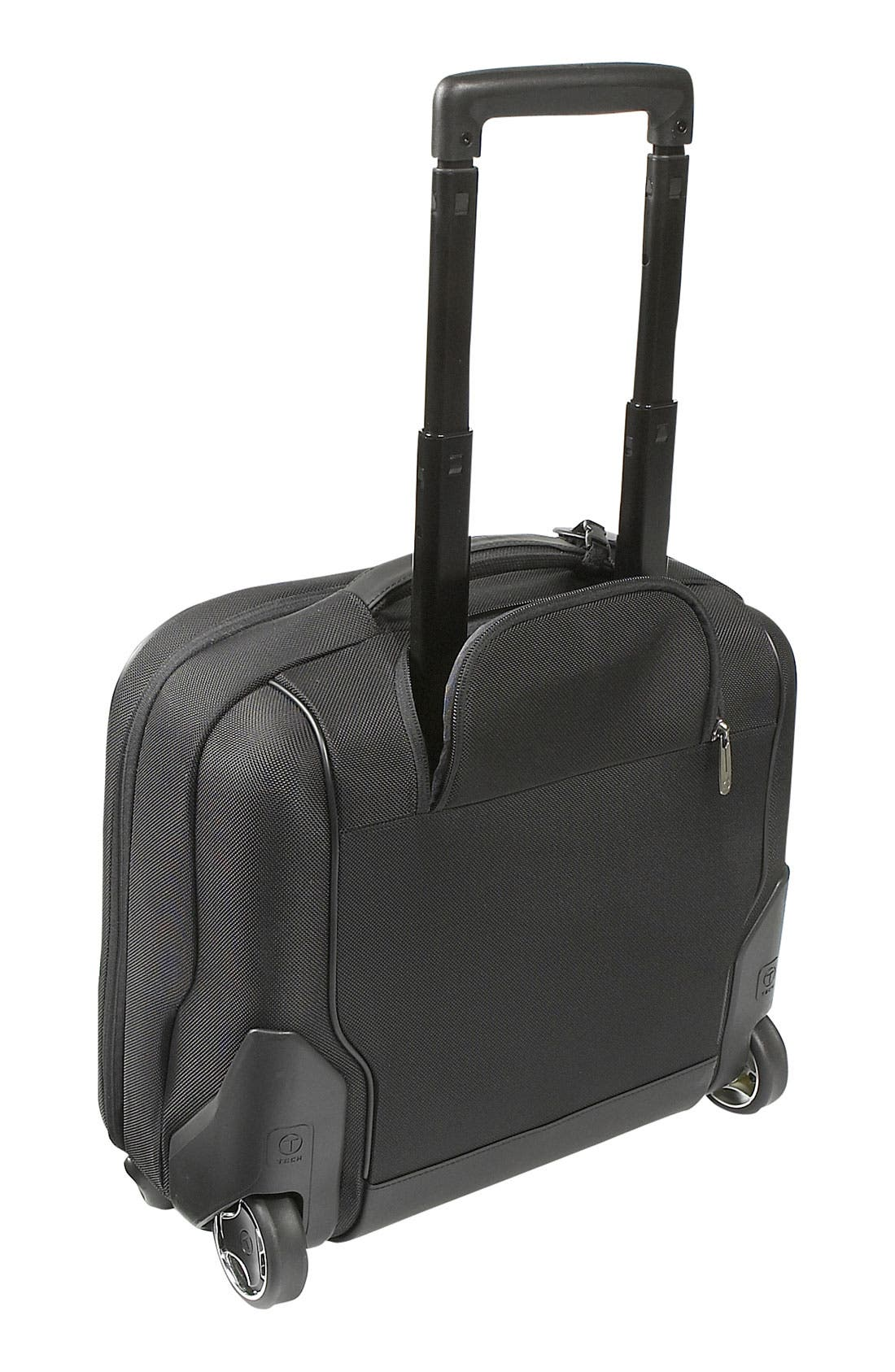Alternate Image 2  - T-Tech by Tumi 'Presidio MacArthur' Wheeled Compact Laptop Briefcase